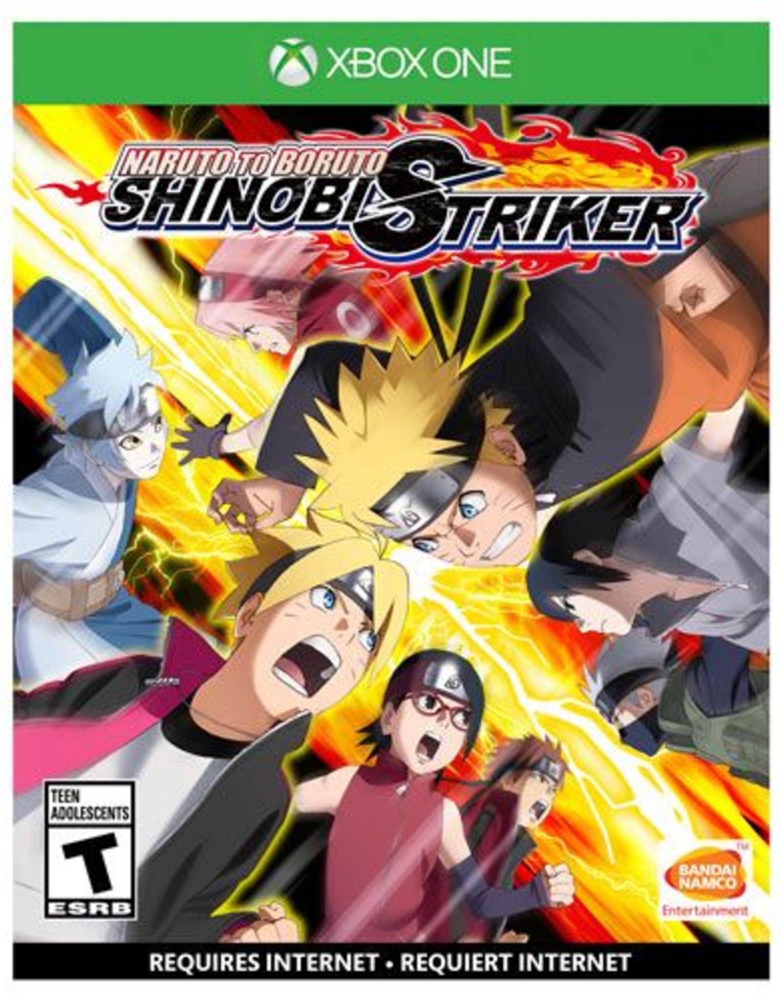 Naruto Road to Boruto: Shinobi Stricker - XBOne DIGITAL