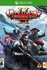 Divinity: Original Sin 2 Definitive Edition - XBOne DIGITAL