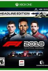 F1 2018 - XBOne DIGITAL