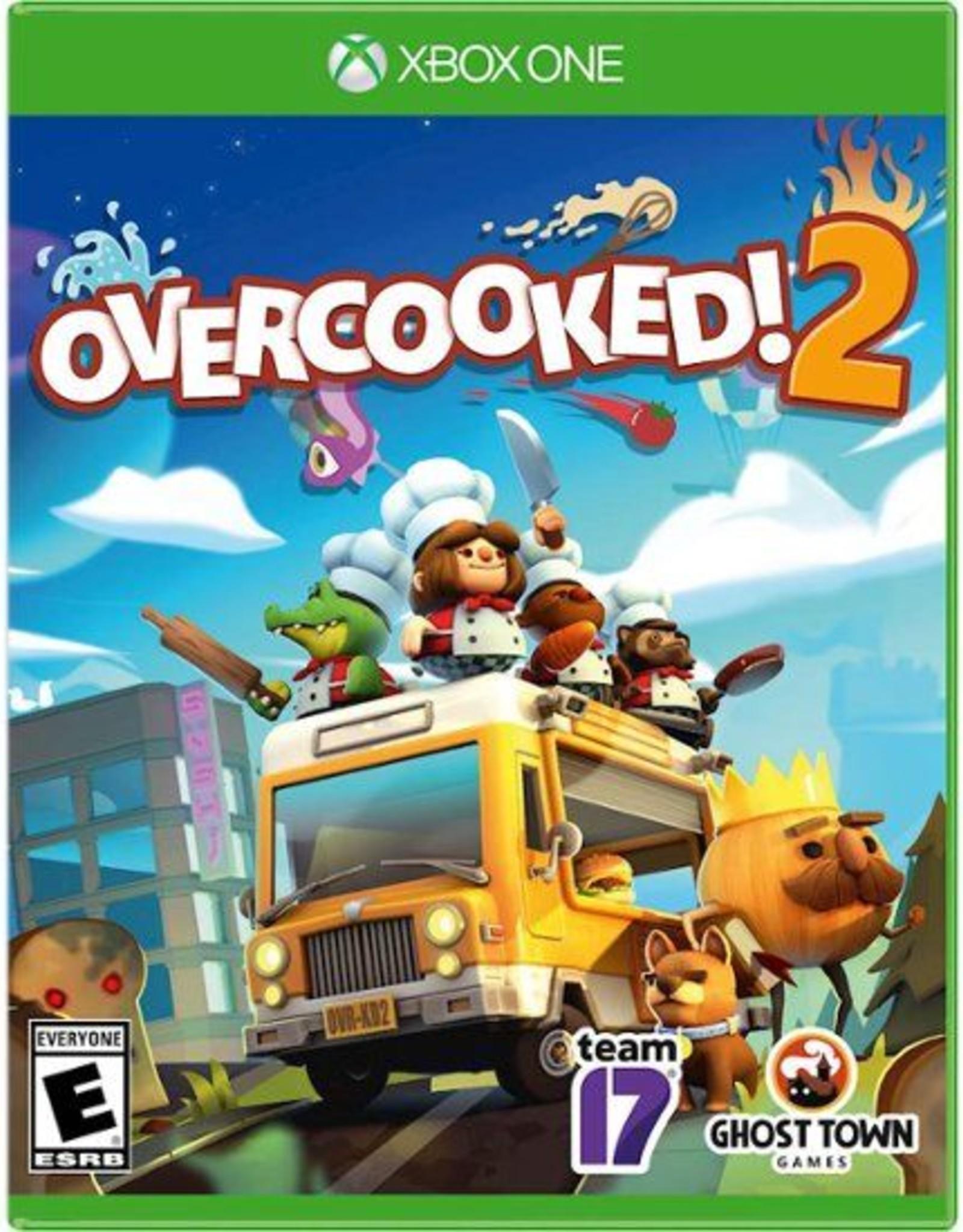 Overcooked! 2 - XBOne DIGITAL
