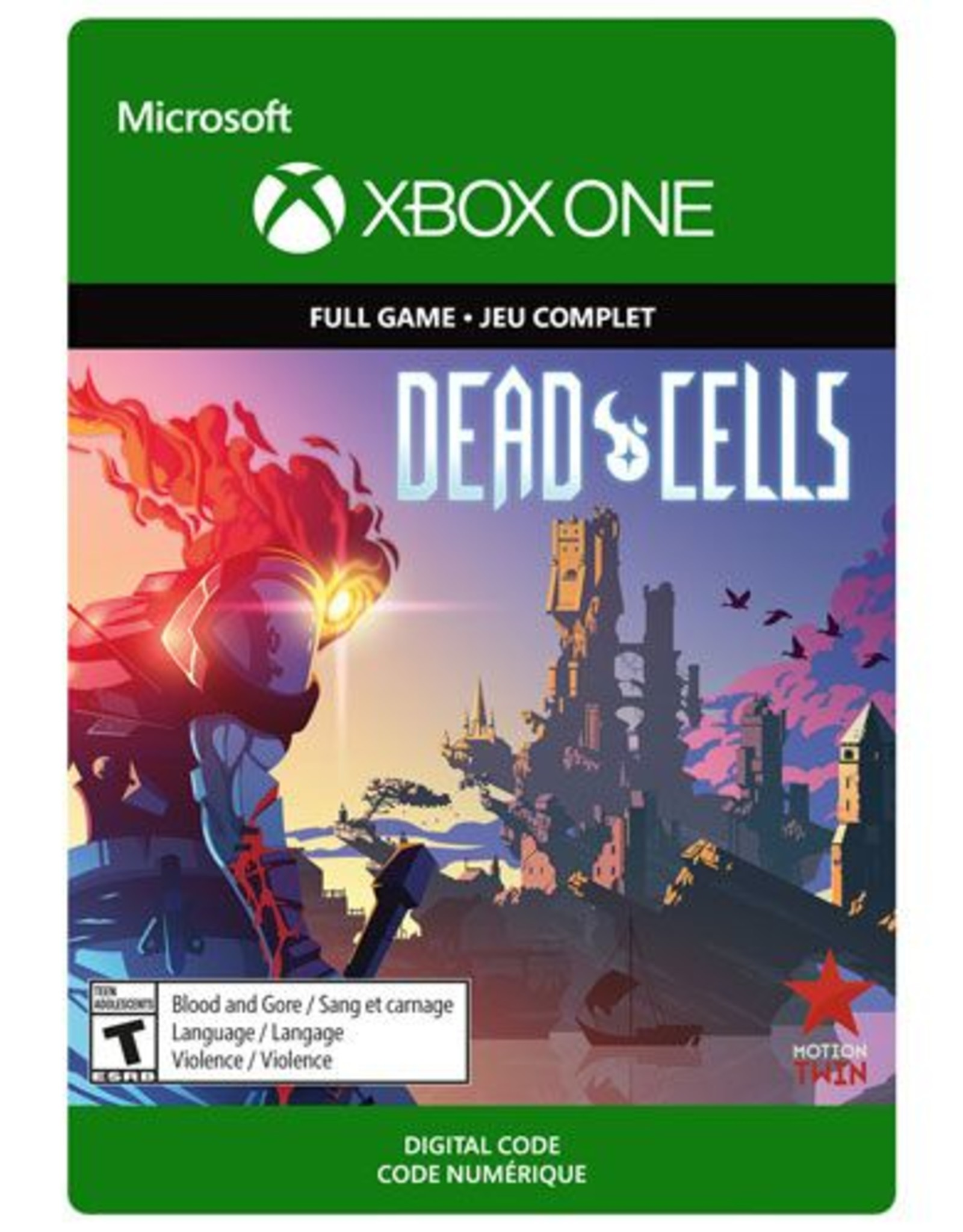 Dead Cells - XBOne DIGITAL