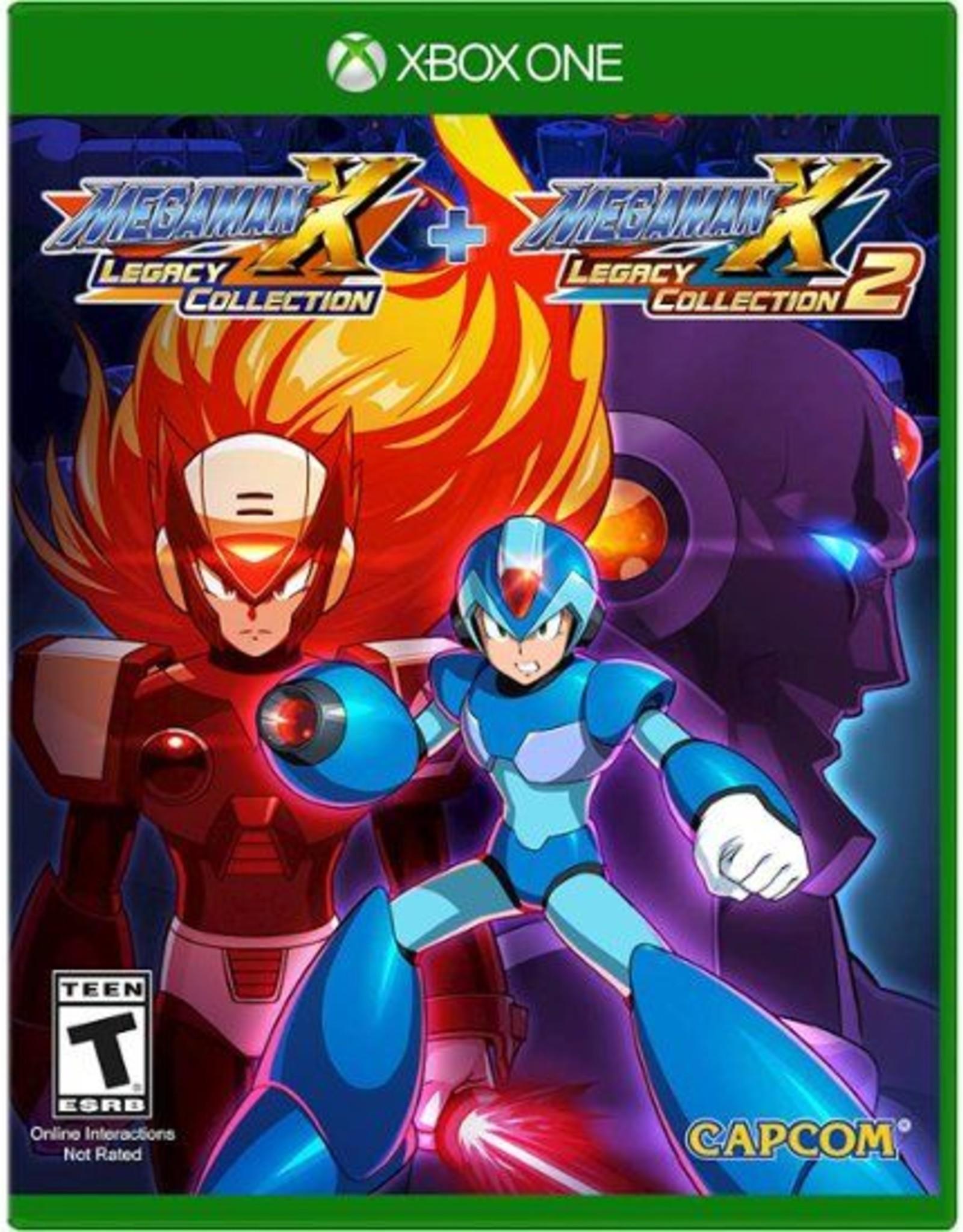 Mega Man X Legacy Collection 1+2 - XBOne DIGITAL