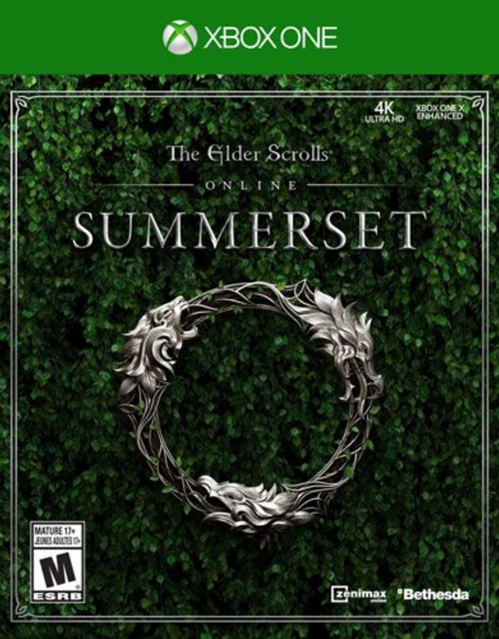 The Elder Scrolls Online Summerset - XBOne DIGITAL