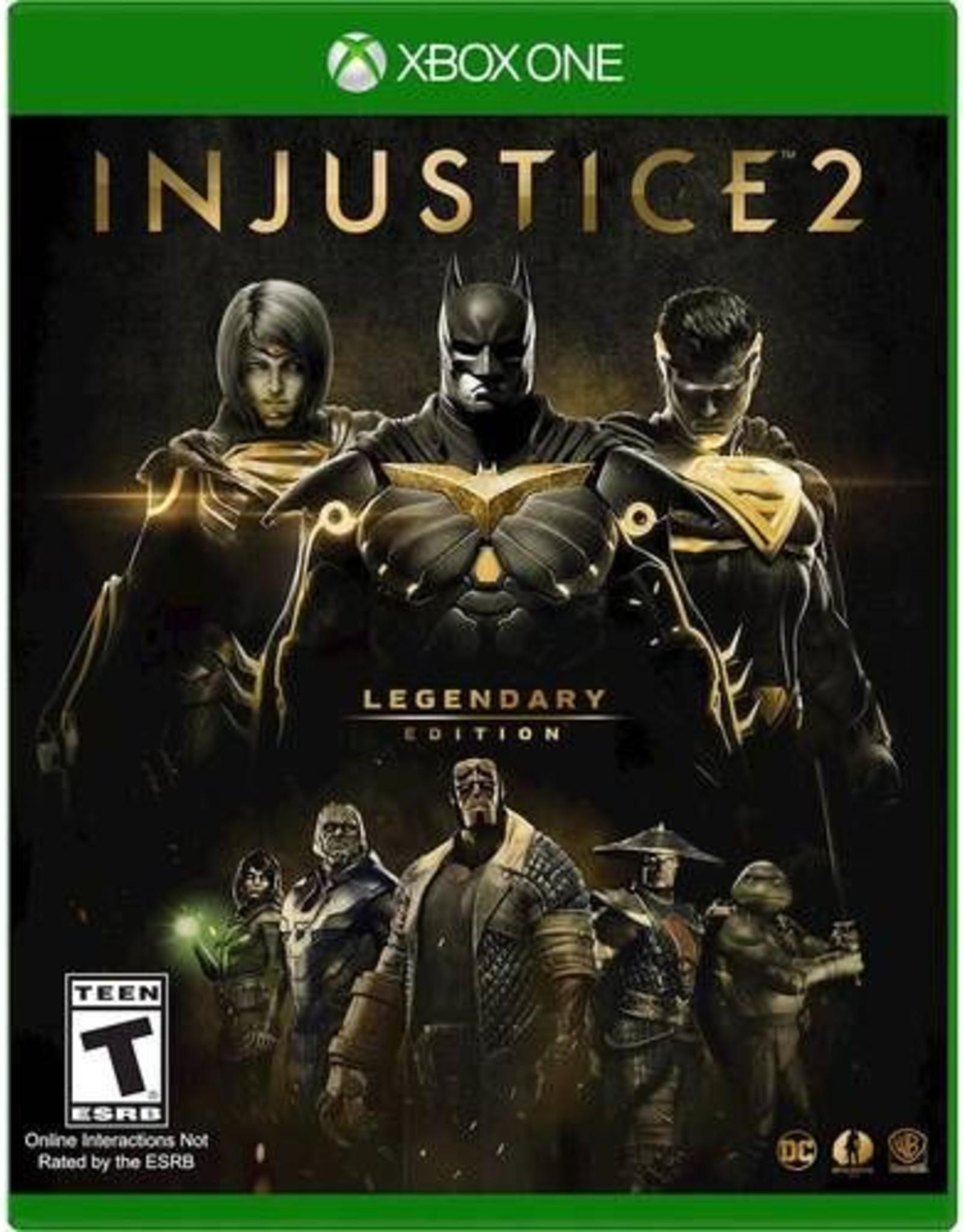 Injustice 2: Legendary Edition - XBOne DIGITAL
