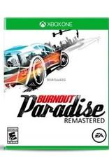 Burnout Paradise REMASTERED - XBOne DIGITAL