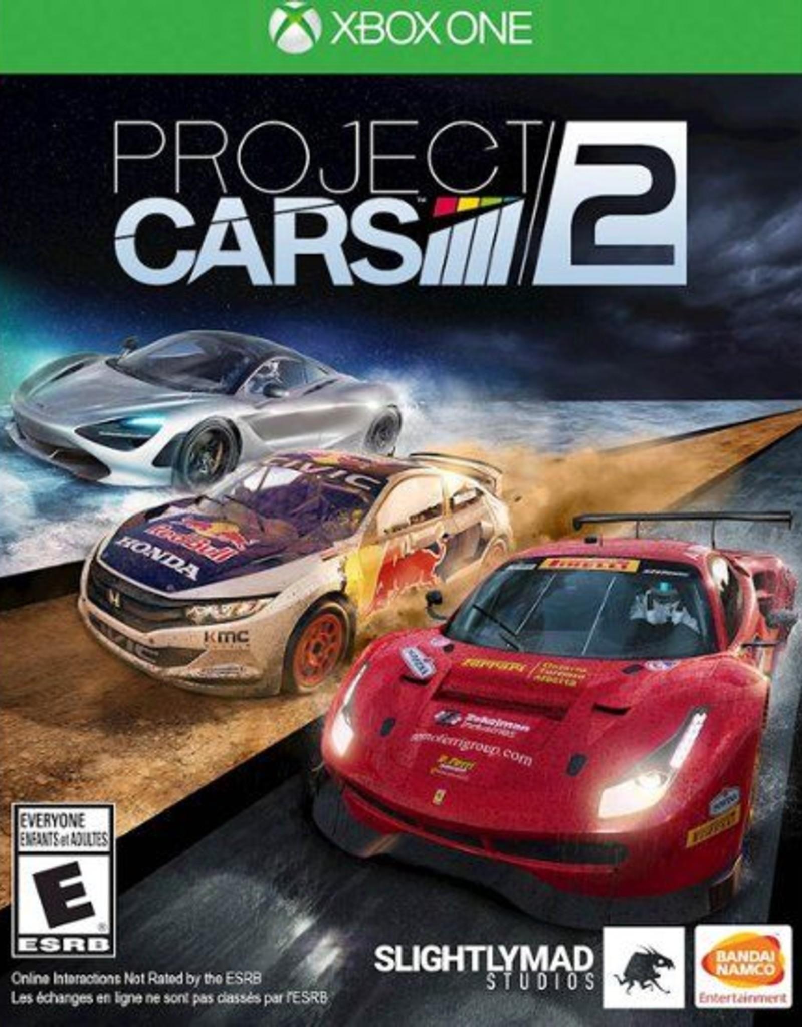 Project Cars 2- XBOne DIGITAL