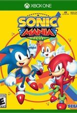 Sonic Mania- XBOne DIGITAL