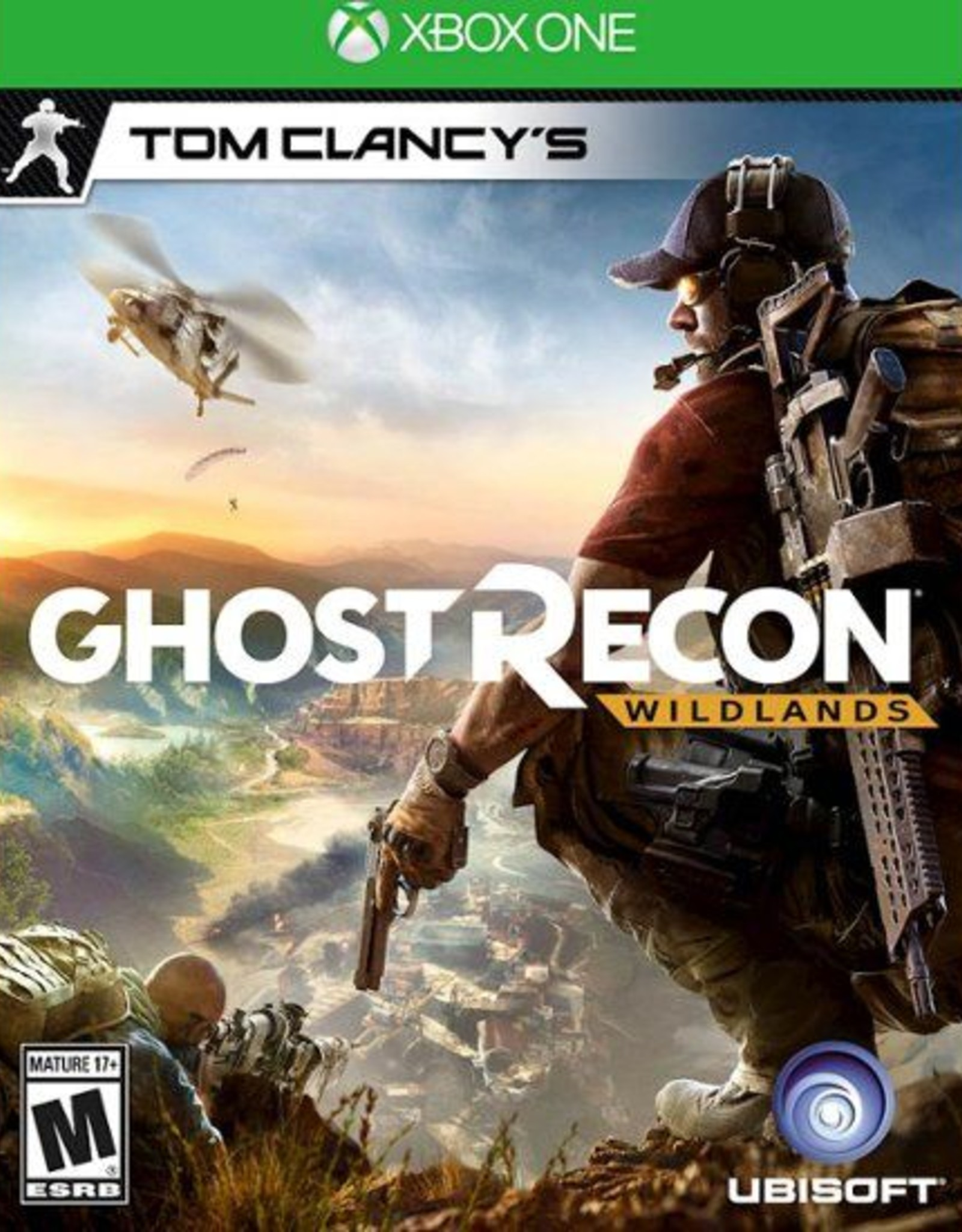 Tom Clancy's Ghost Recon Wildlands - XBOne DIGITAL