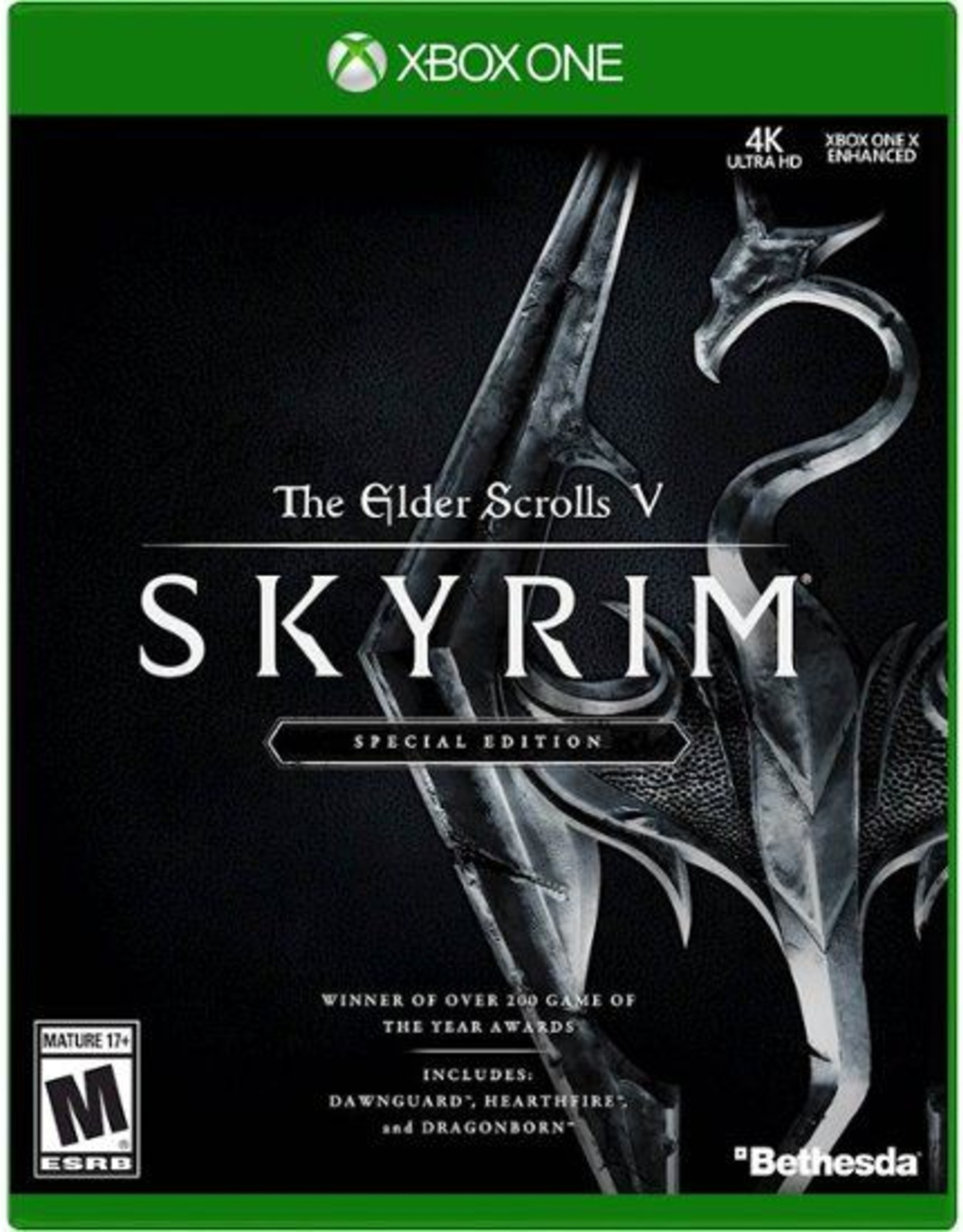 The Elder Scrolls V: Skyrim Special Edition- XBOne DIGITAL