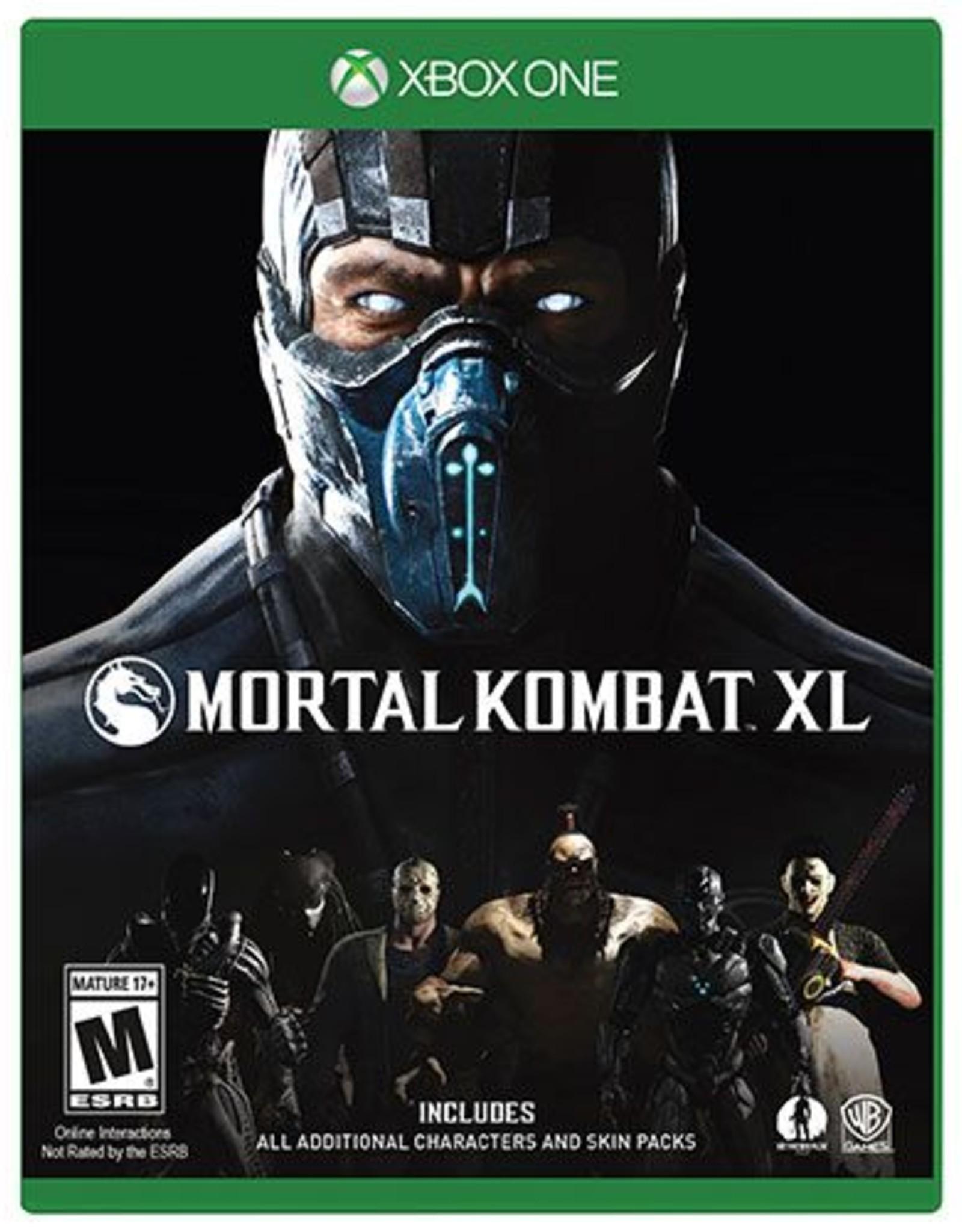 Mortal Kombar XL- XBOne DIGITAL