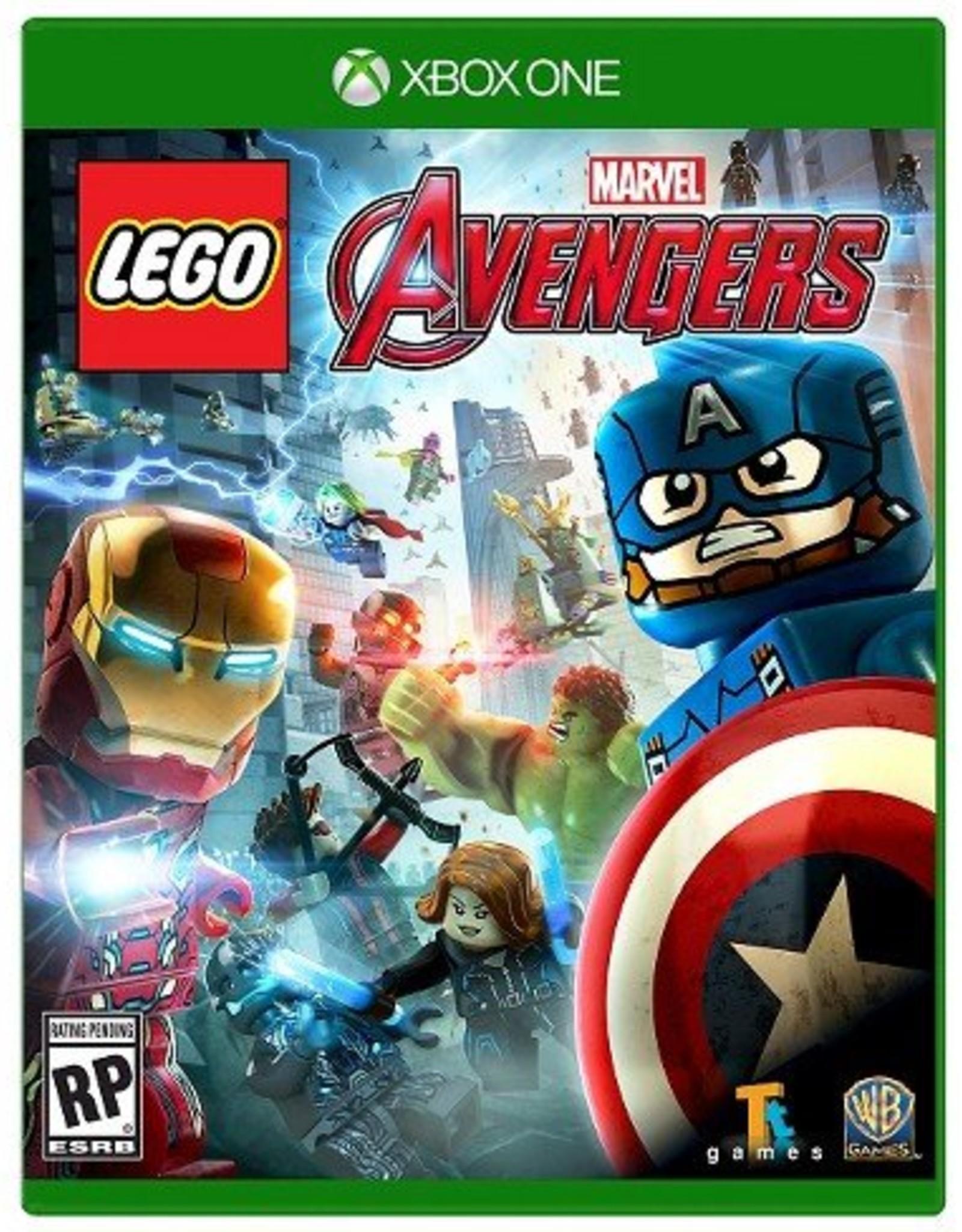 LEGO Marvel's Avengers- XBOne DIGITAL