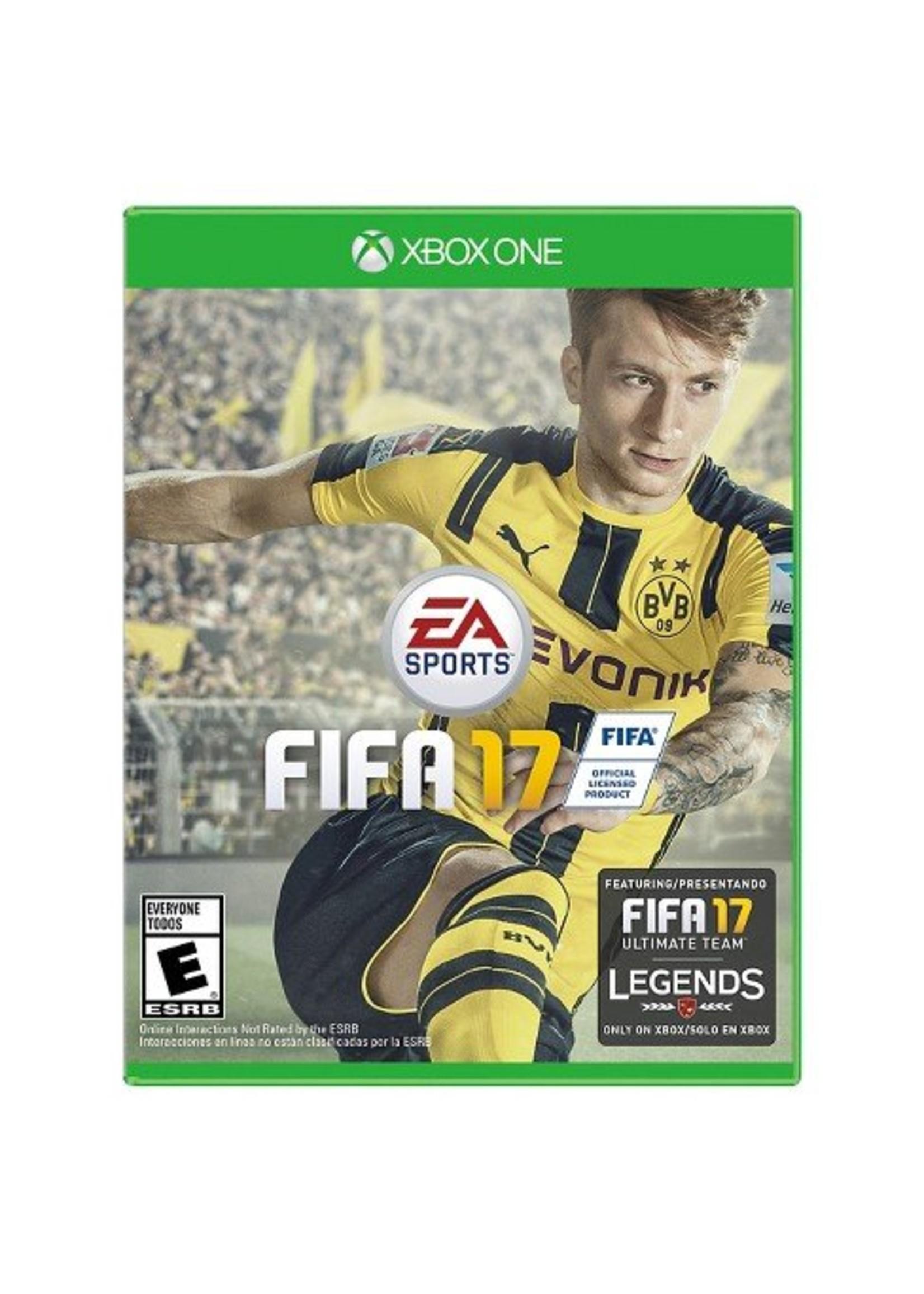 FIFA 17 - XBOne NEW