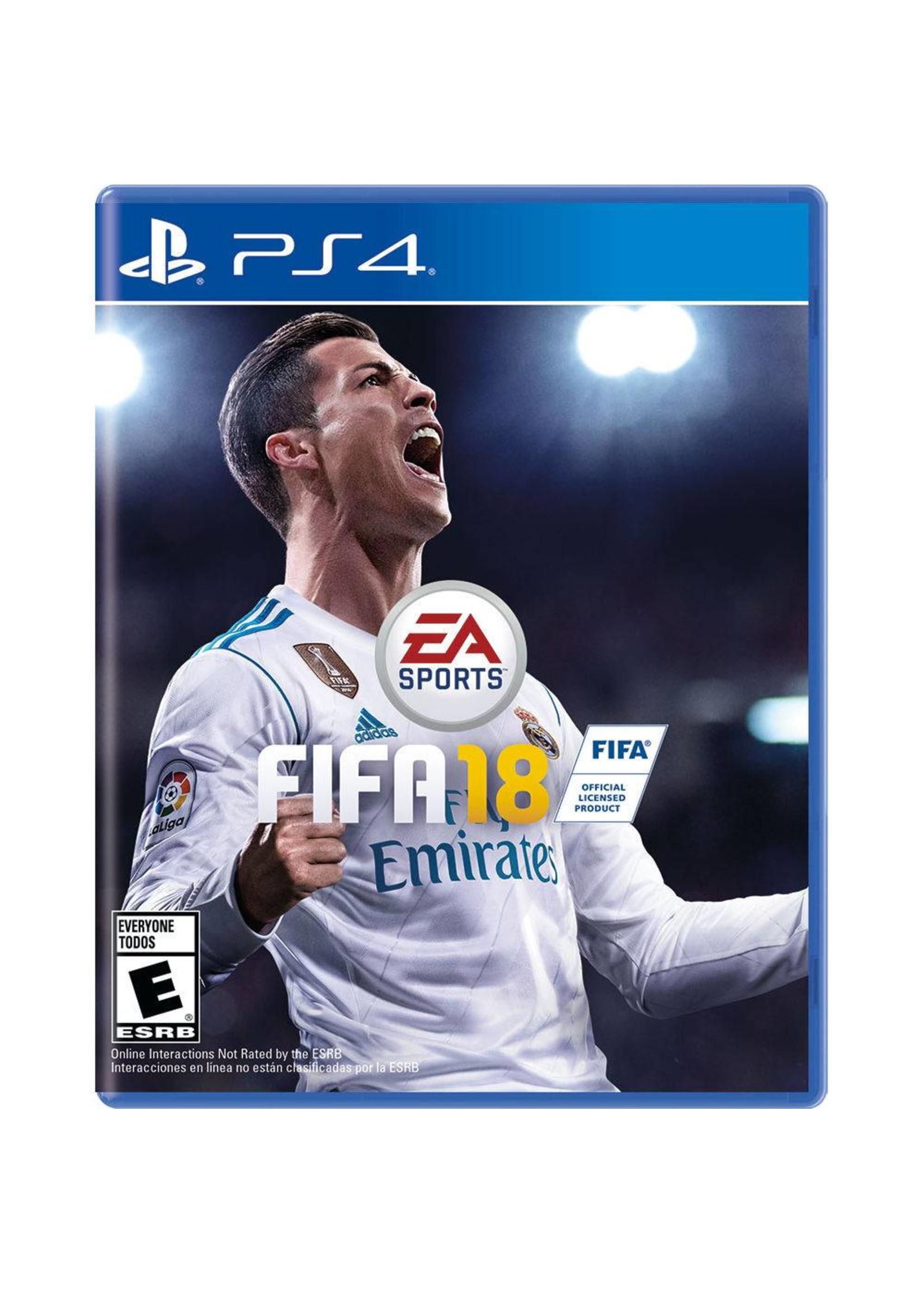FIFA 18 - PS4 NEW