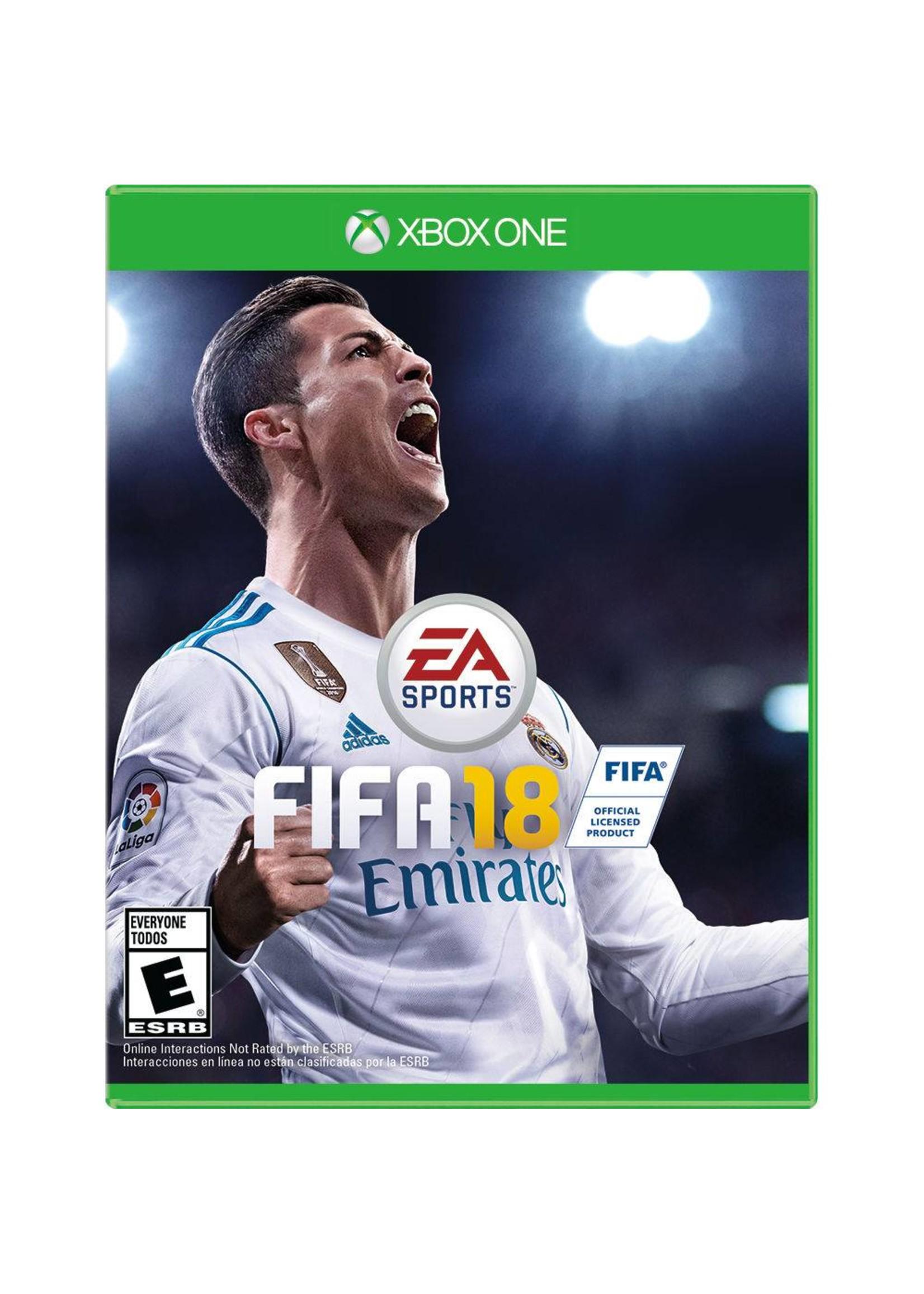 FIFA 18 - XBOne NEW