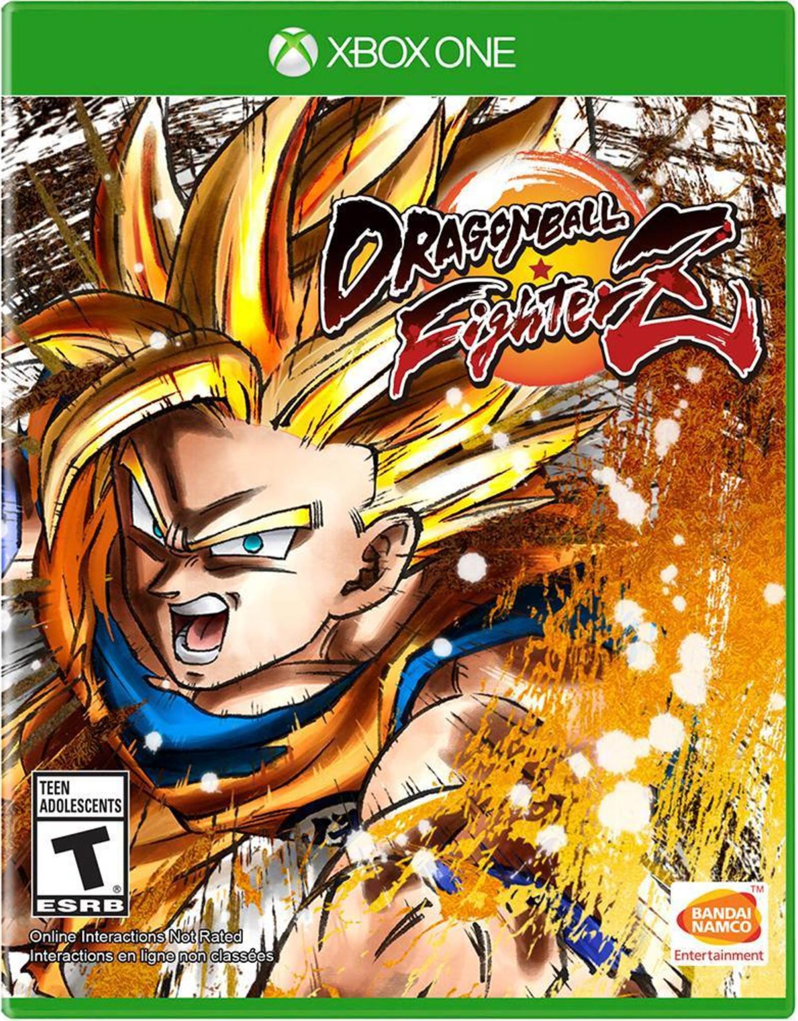 Dragon Ball Fighter Z - XBOne NEW