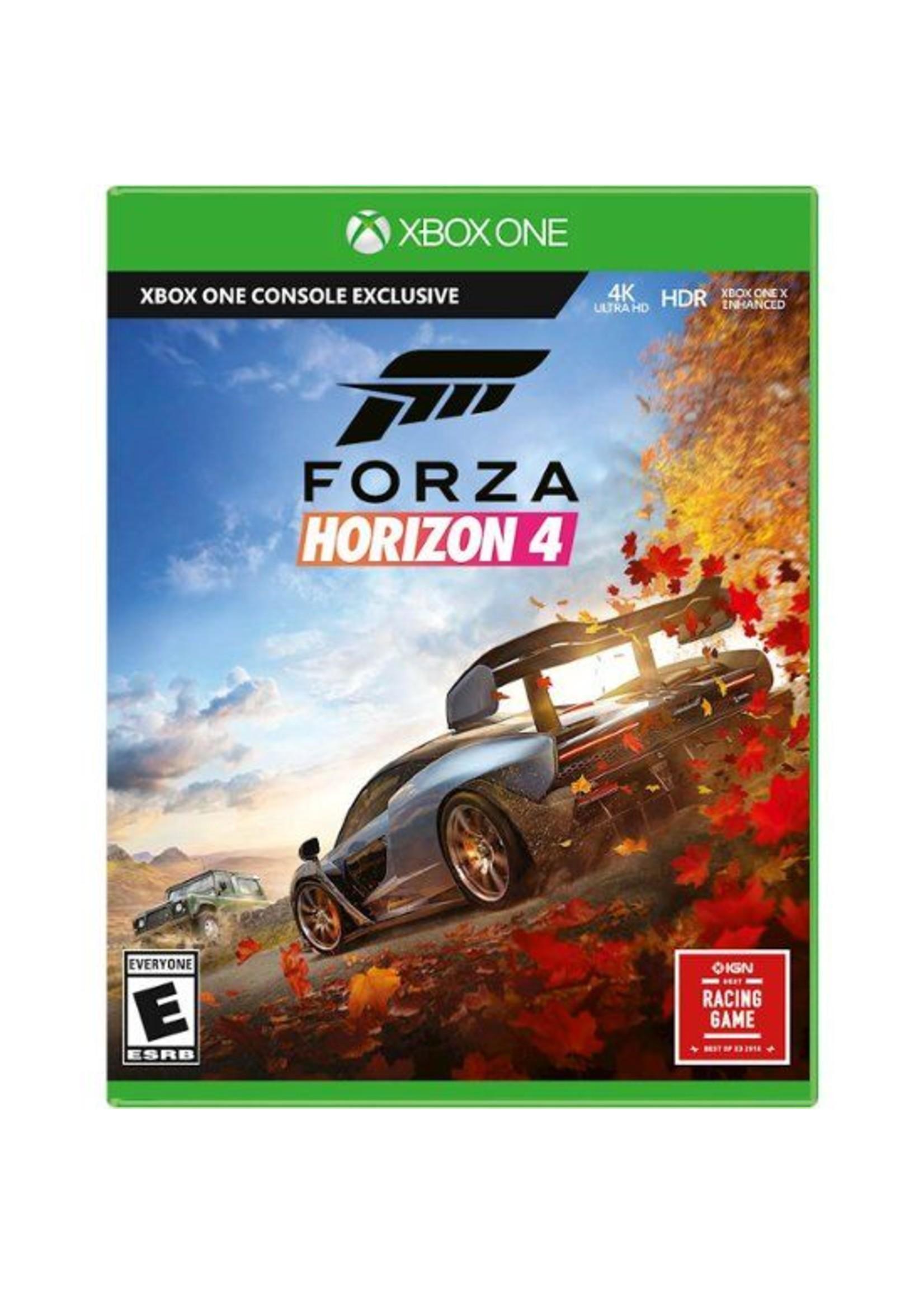 Forza Horizon 4 - XBOne NEW