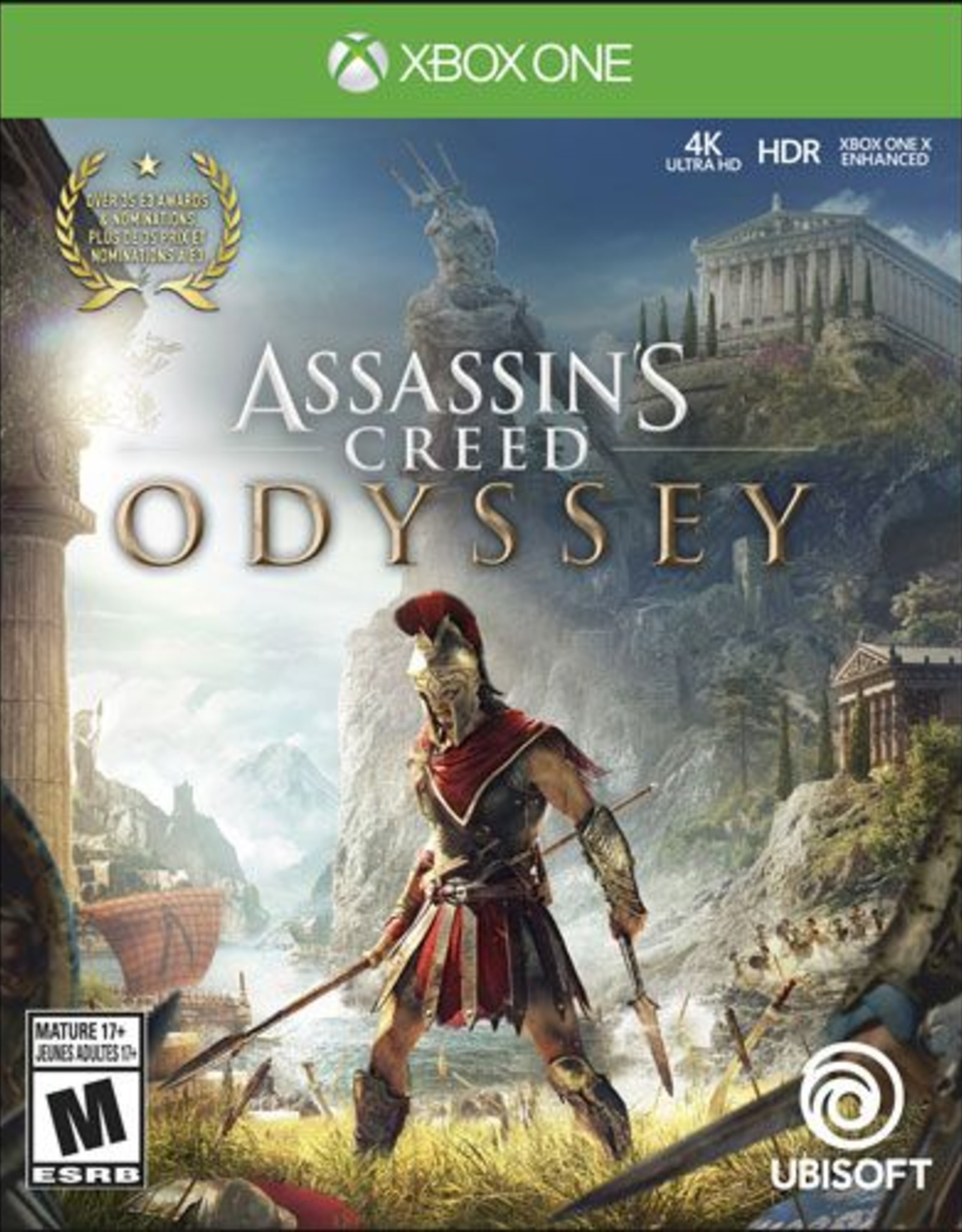 Assassin's Creed Odyssey - XBOne NEW