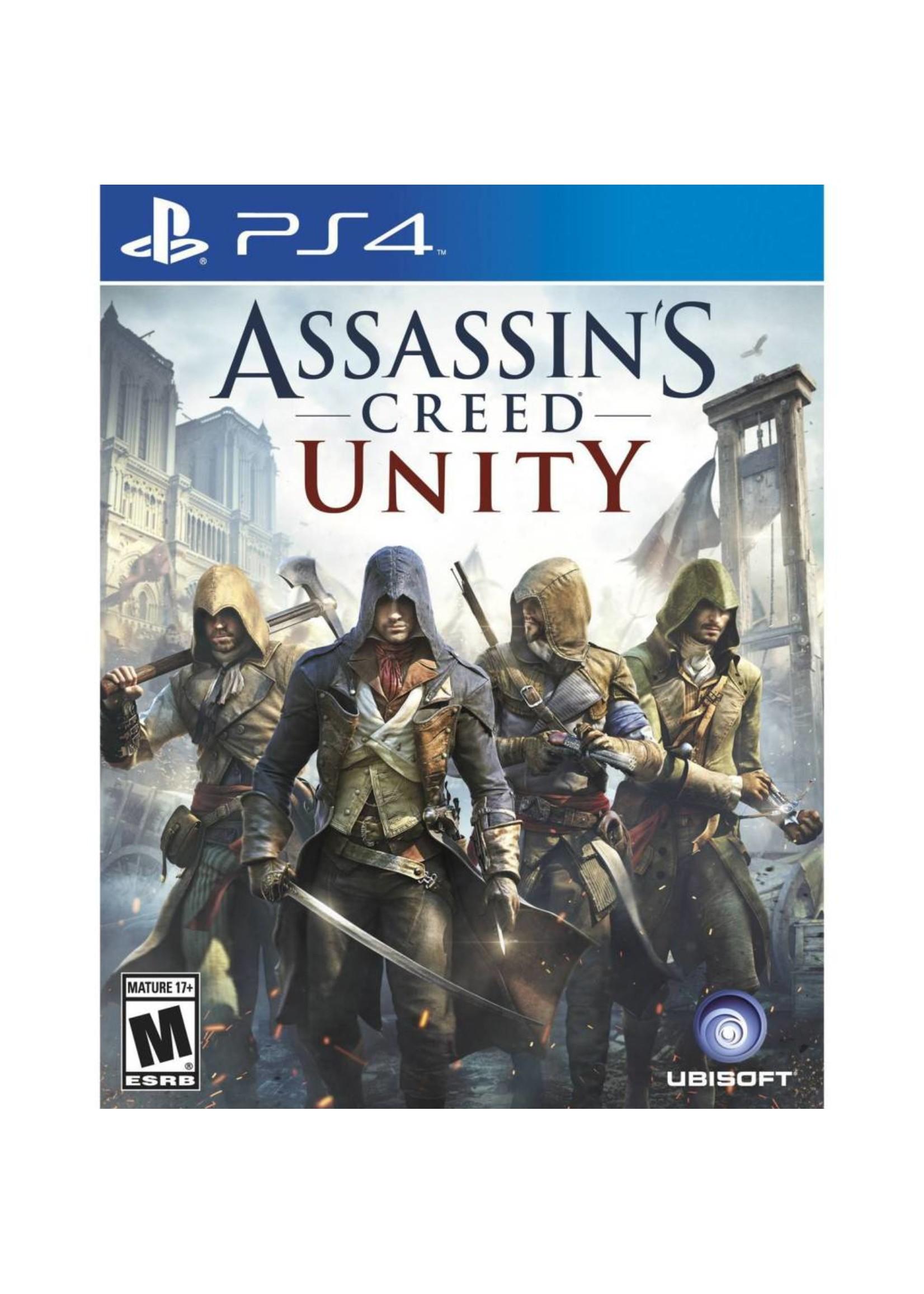 Assassin's Creed Unity - PS4 NEW