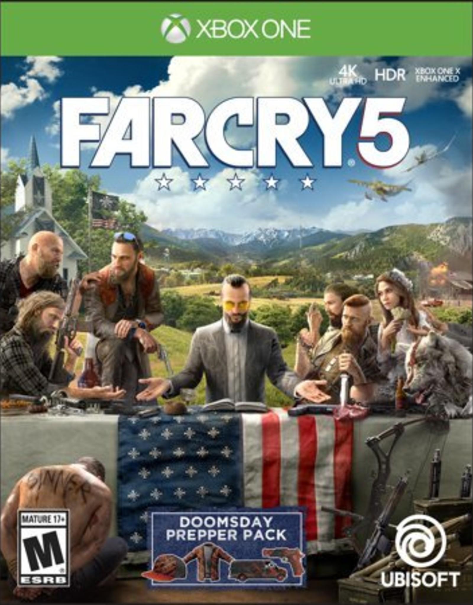 Far Cry 5 - XBOne NEW