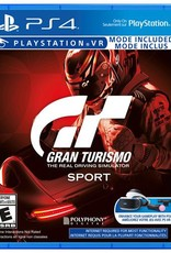 GT Sport - PS4 NEW