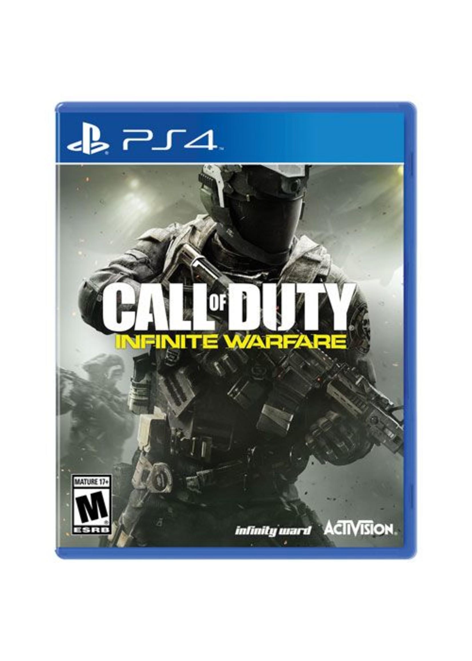 Call of Duty: Infinite Warfare - PS4 NEW