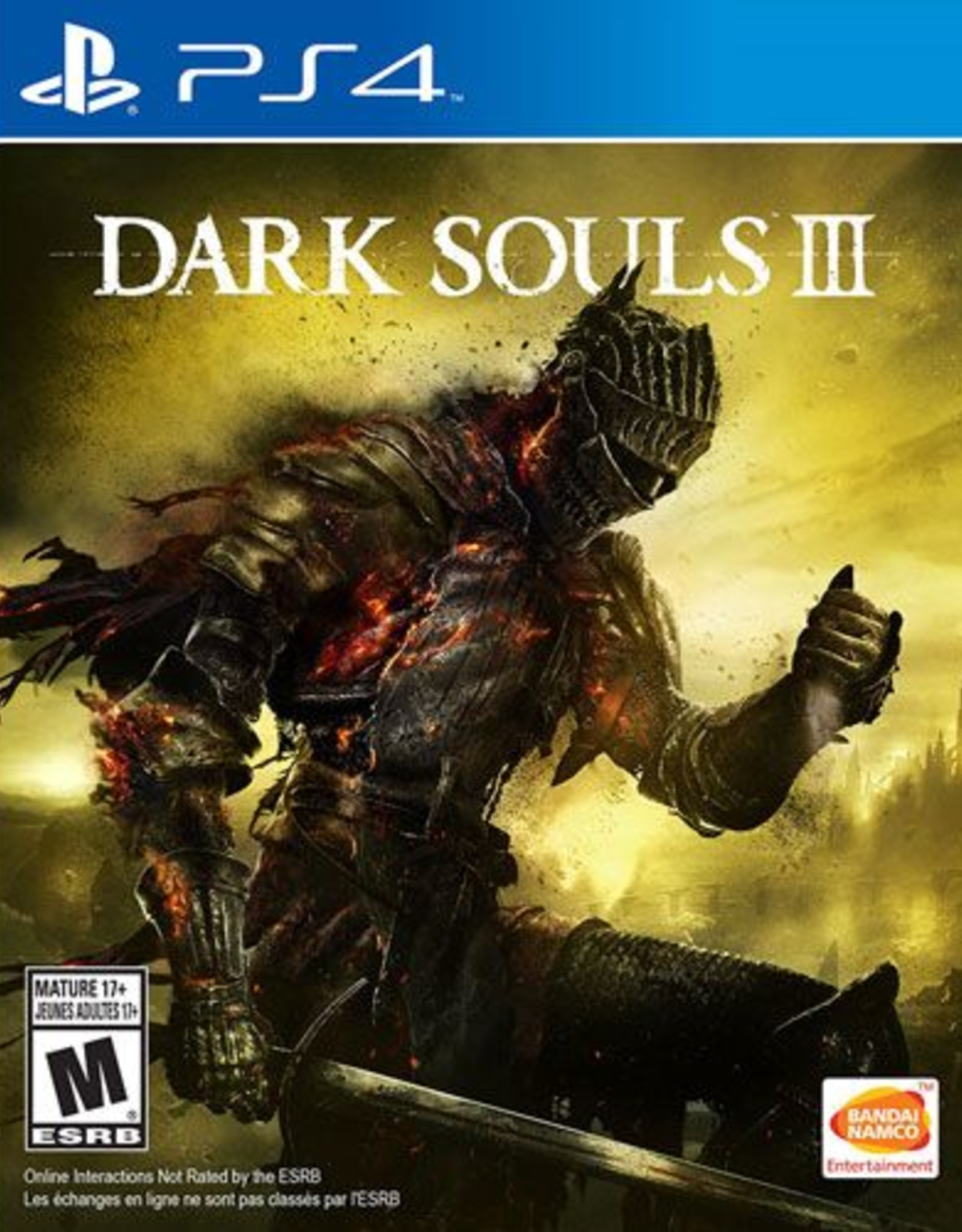 Dark Souls 3 - PS4 NEW