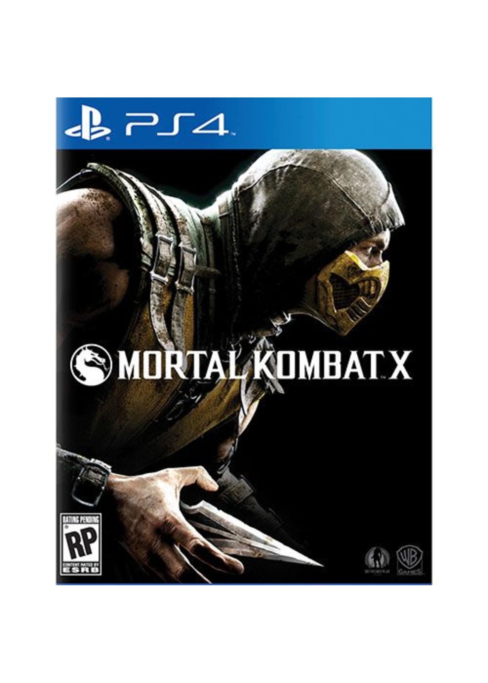 Mortal Kombat X - PS4 NEW