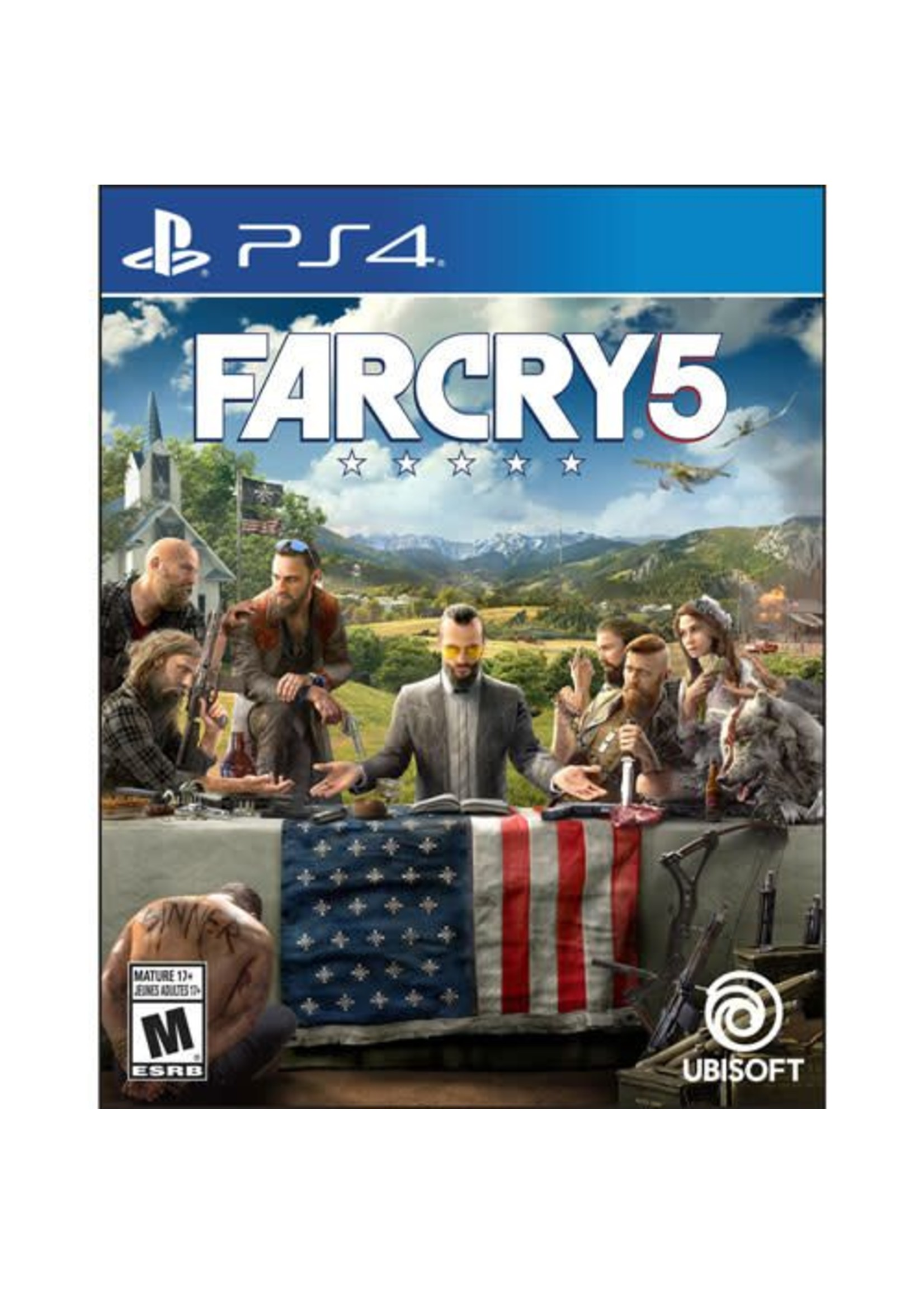 Far Cry 5 - PS4 PrePlayed