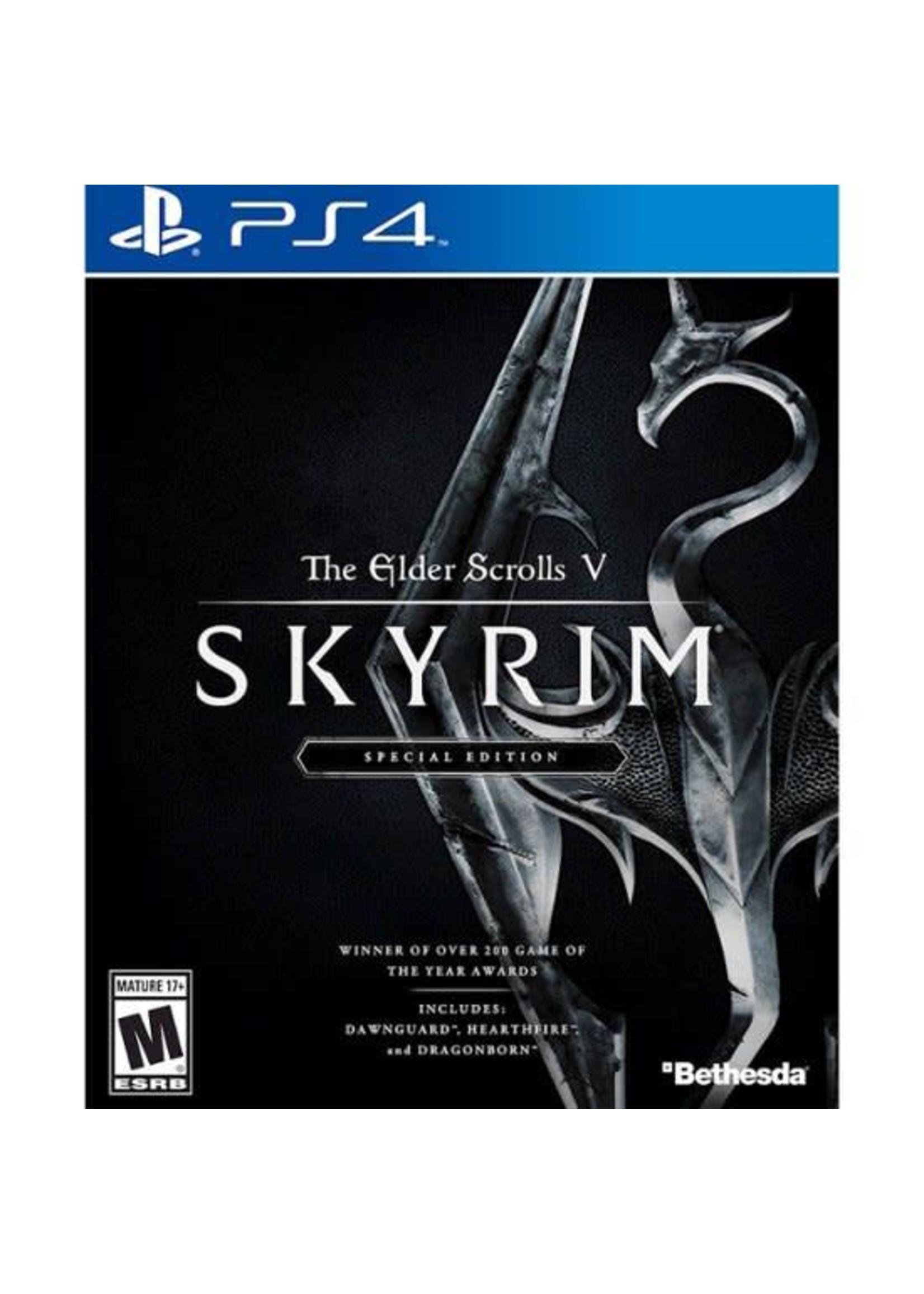 The Elder Scrolls 5: Skyrim Special Edition - PS4 NEW