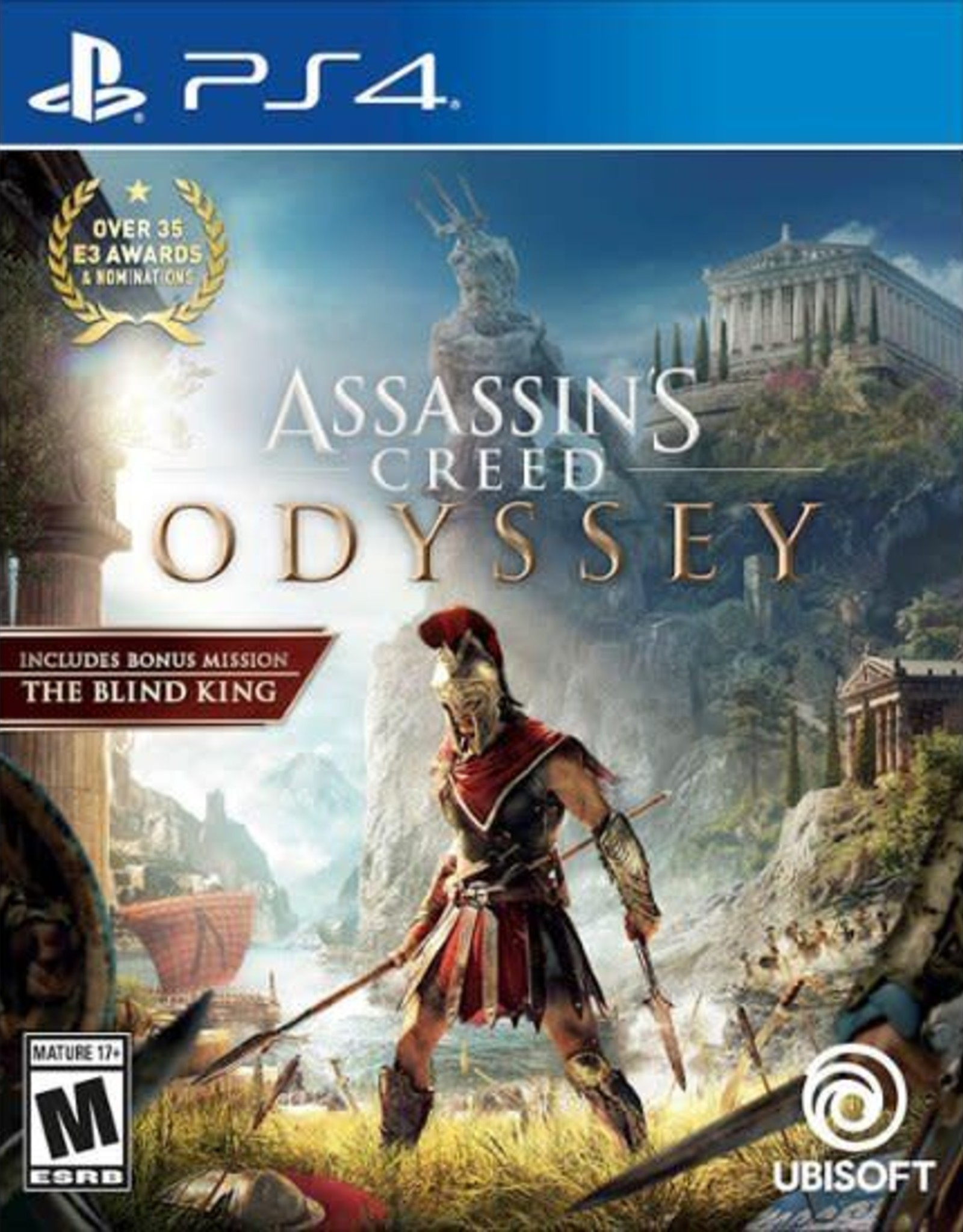 Assassin's Creed Odyssey - PS4 NEW