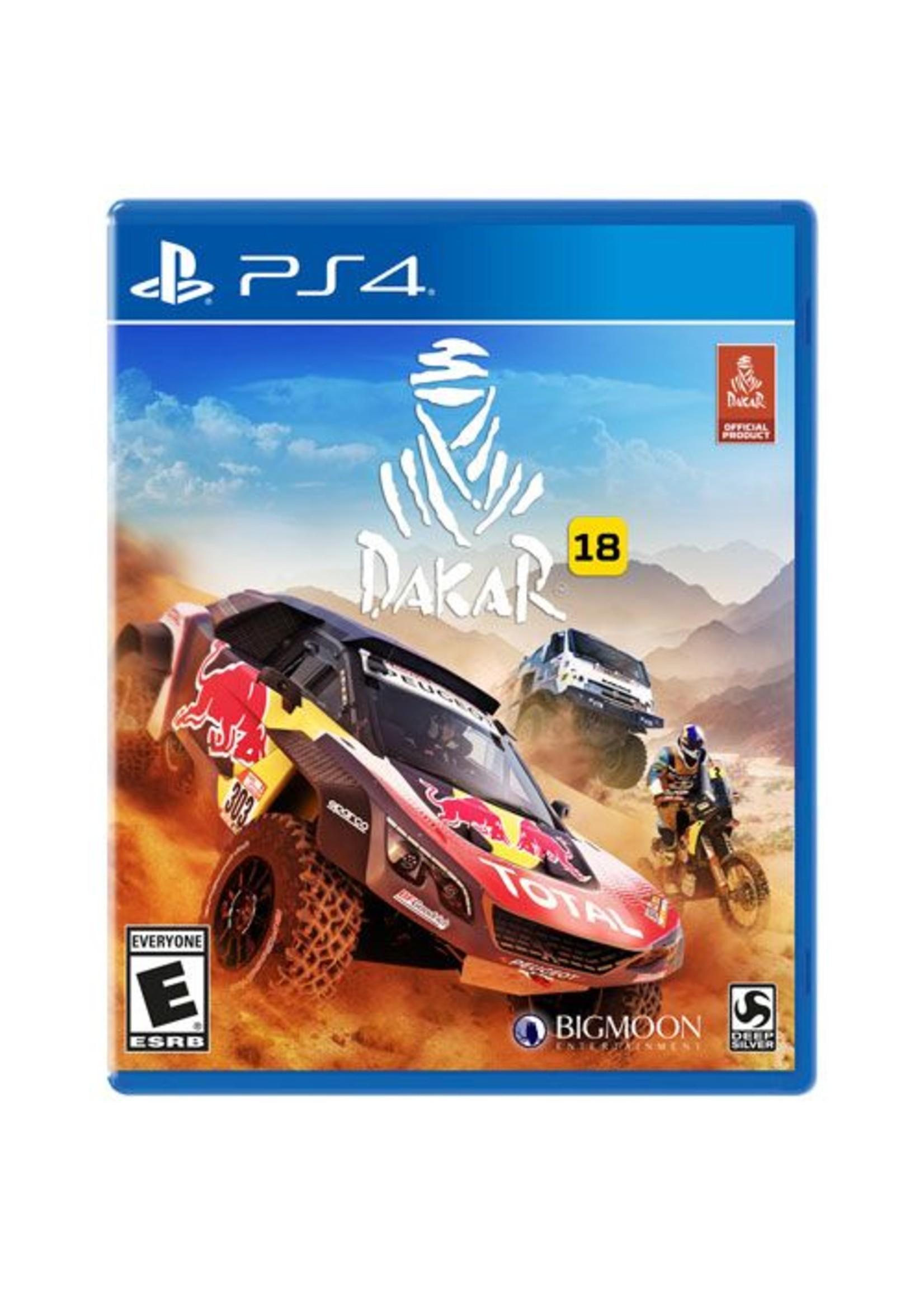 Dakar 18 - PS4 NEW