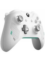 Microsoft XBOne Wireless Special Edition Controller Sports White