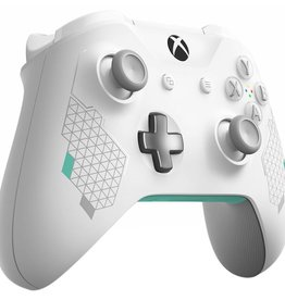 Microsoft XBOne Wireless Special Edition Controller Sports White