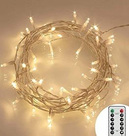 Fairy Lights with Remote (2 pcs)