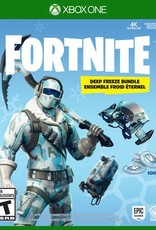 Fortnite Deep Freeze Bundle - XBOne NEW