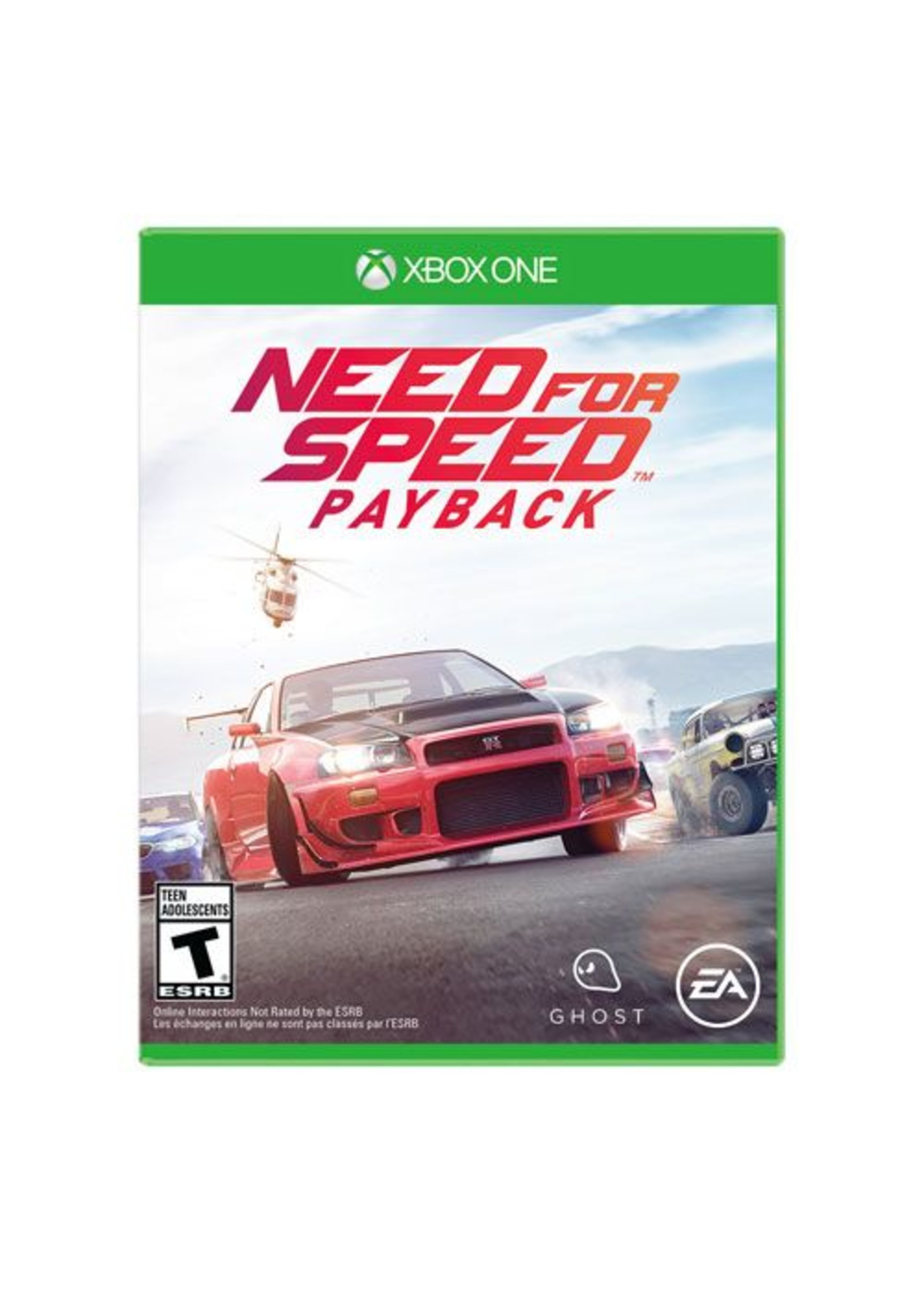 Need for Speed: Payback - XBOne PrePlayed