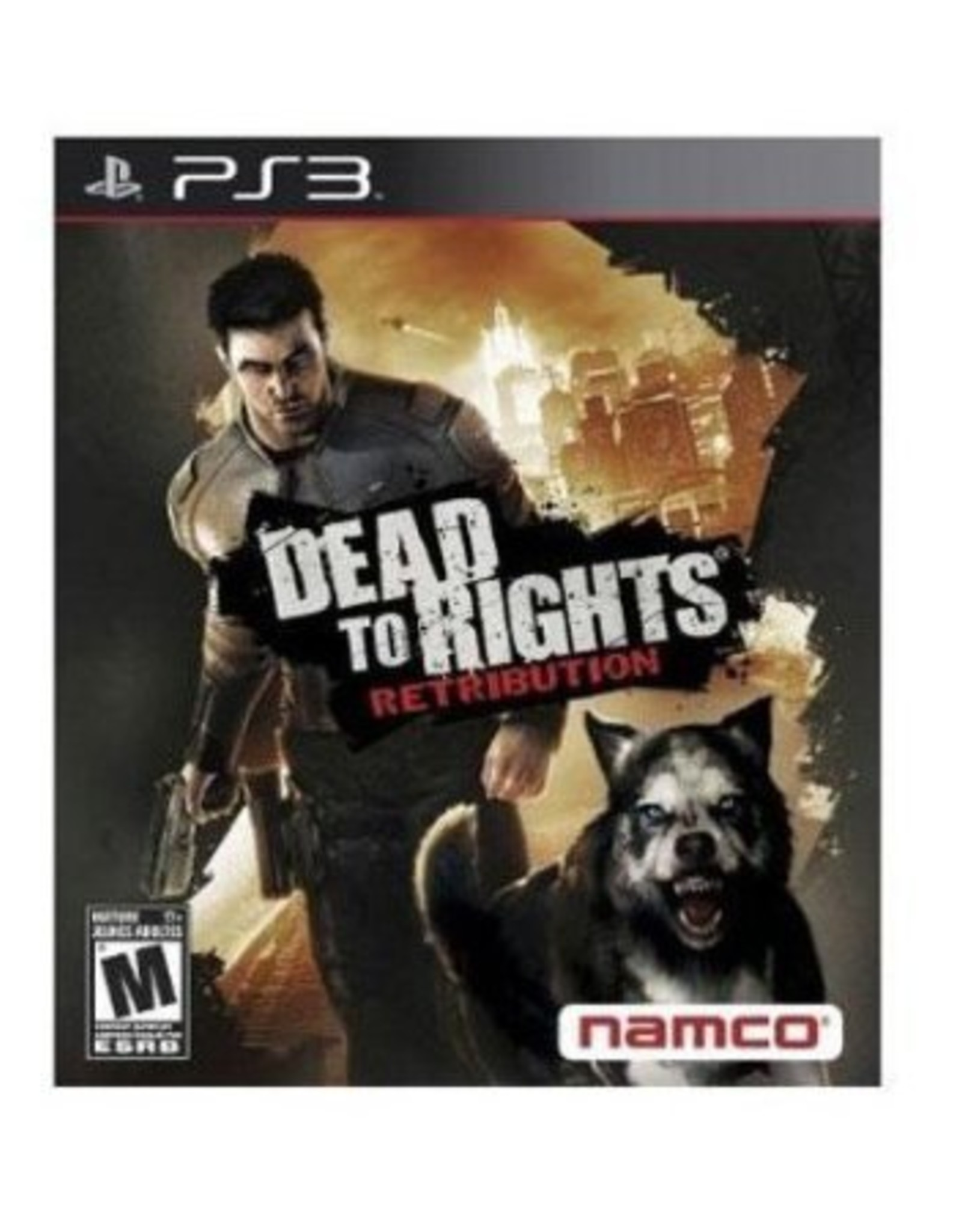 Dead to Rights Retribution - PS3 PrePlayed