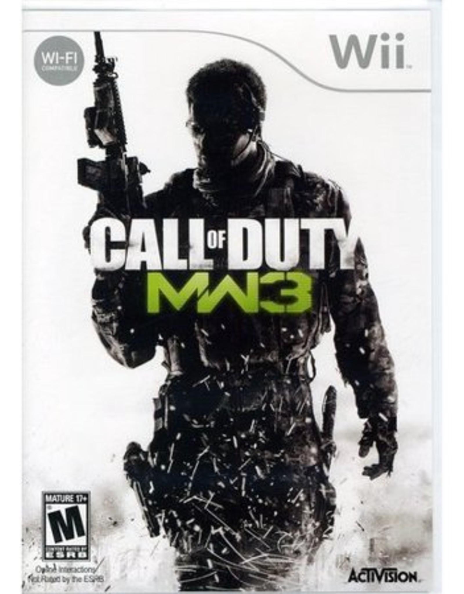 Call of Duty: Modern Warfare 3 - Wii NEW