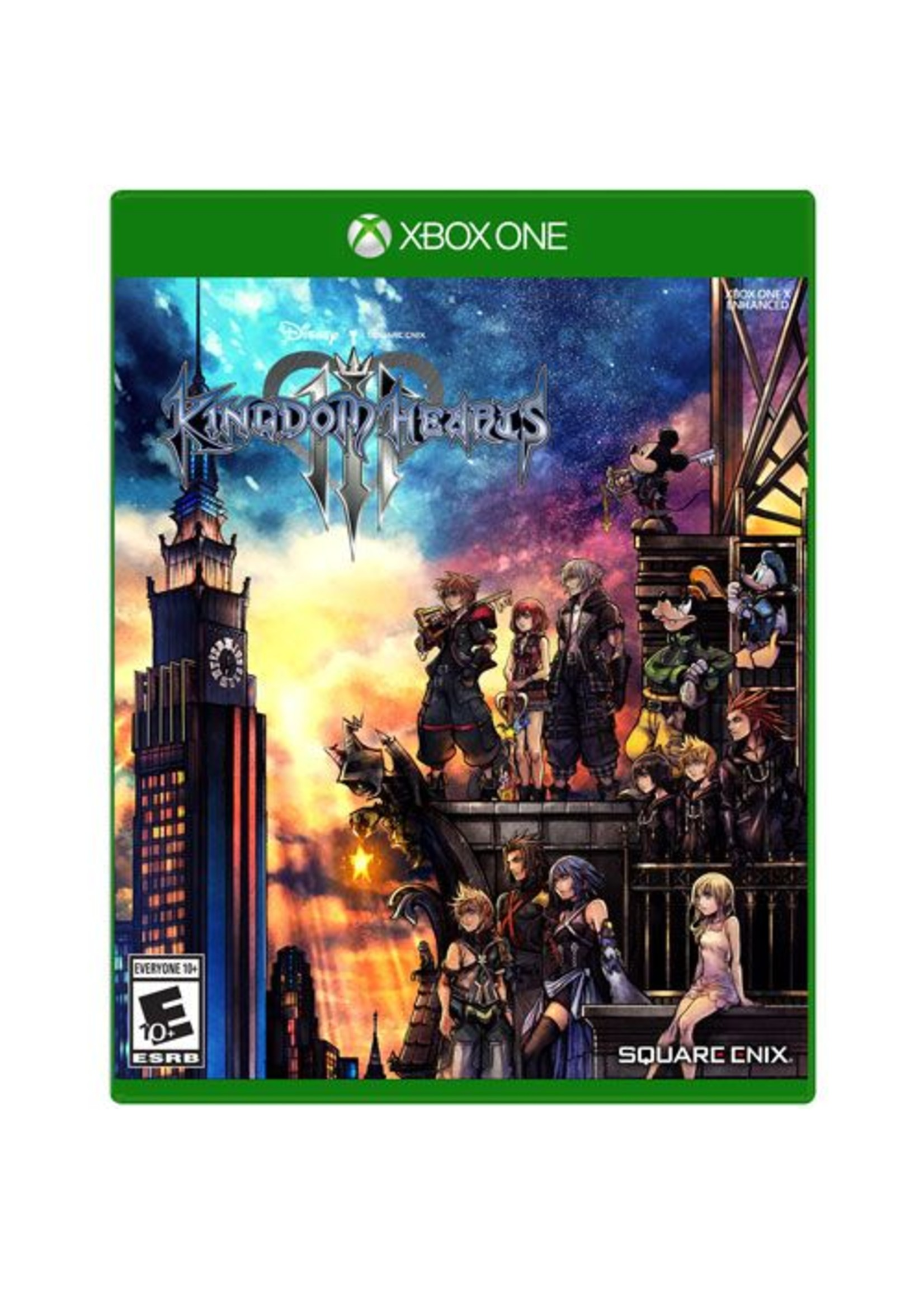 Kingdom Hearts 3 - XBOne NEW