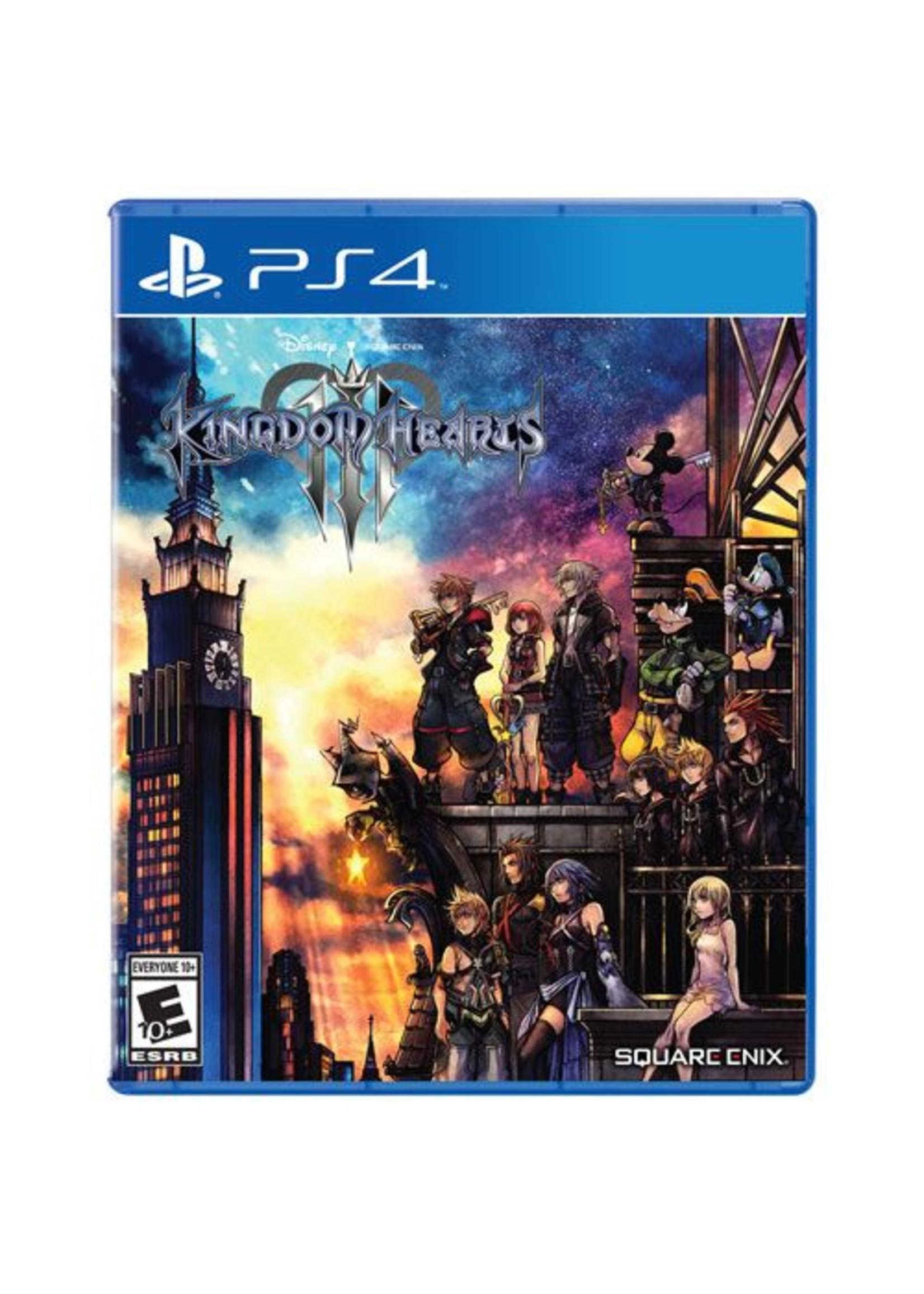 Kingdom Hearts 3 - PS4 NEW