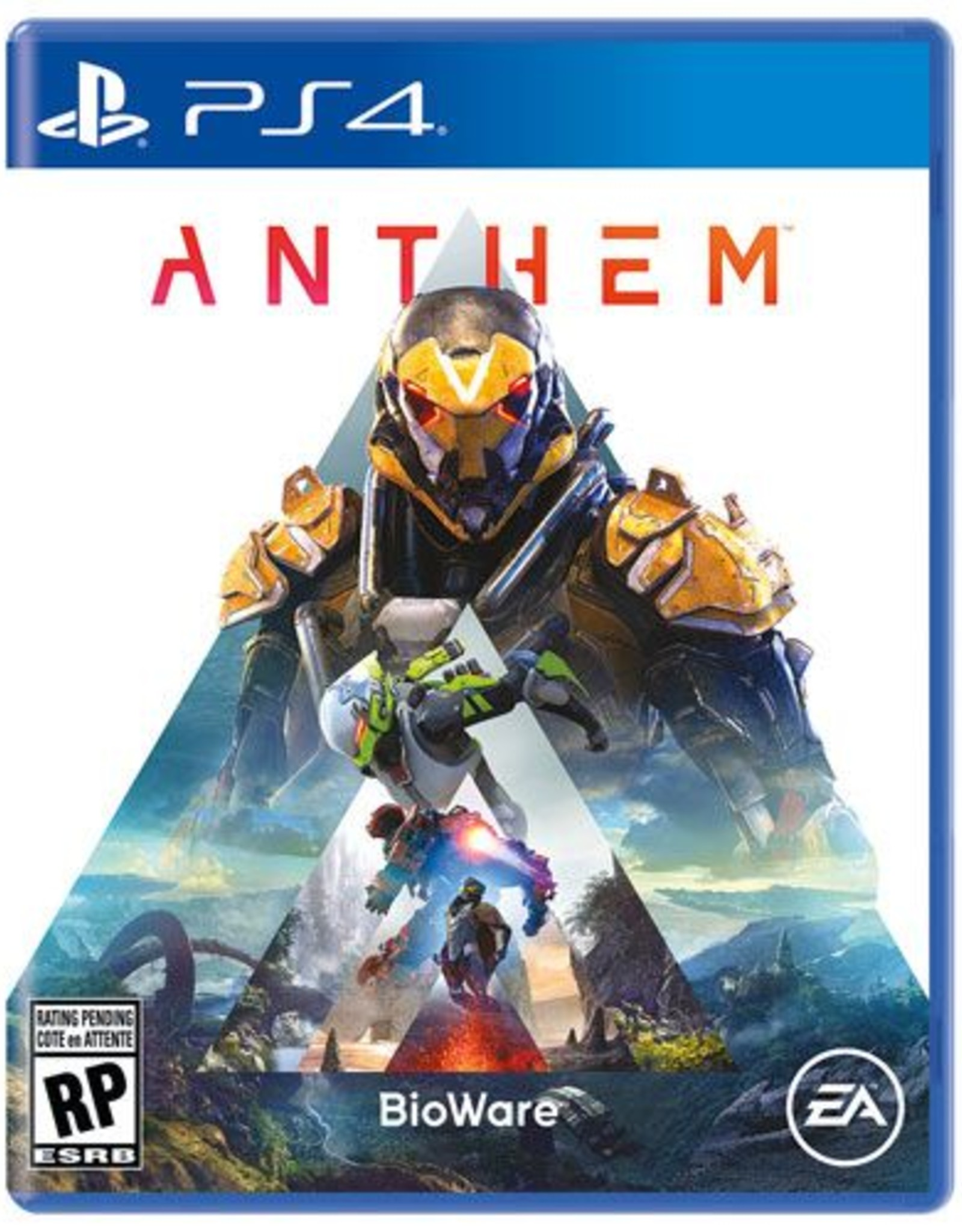 Anthem - PS4 NEW
