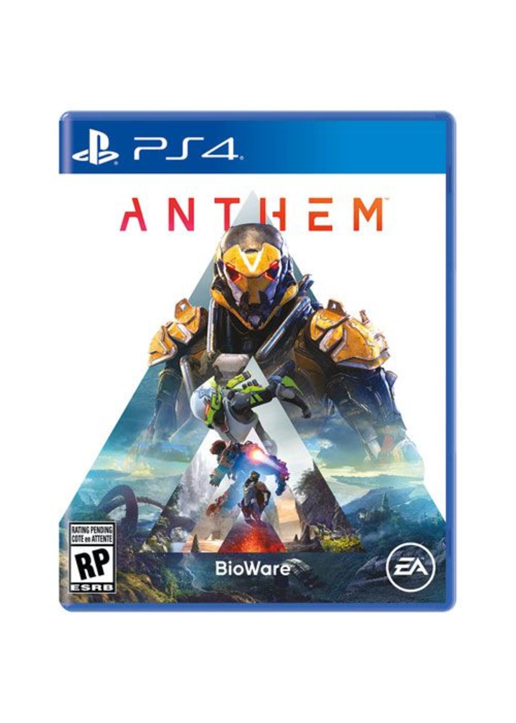 Anthem - PS4 NEW
