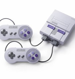 Nintendo Nintendo Super SNES System + 2 CONTROLLERS (USED)