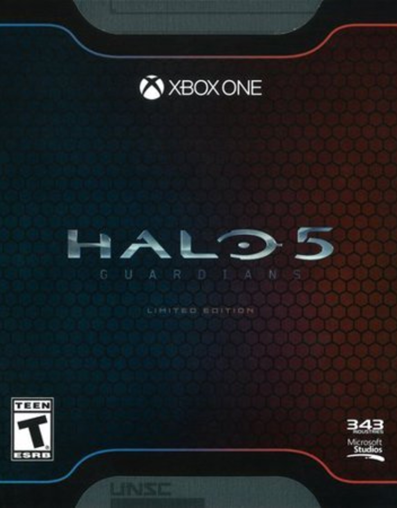 Halo 5: Guardians Limited Edition - XBOne PrePlayed