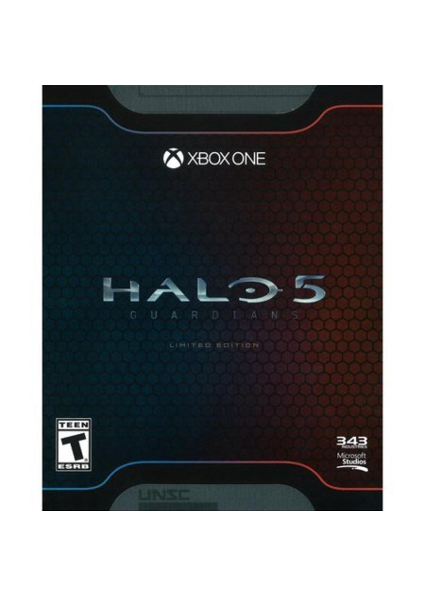 Halo 5: Guardians Limited Edition - XBOne PrePlayed