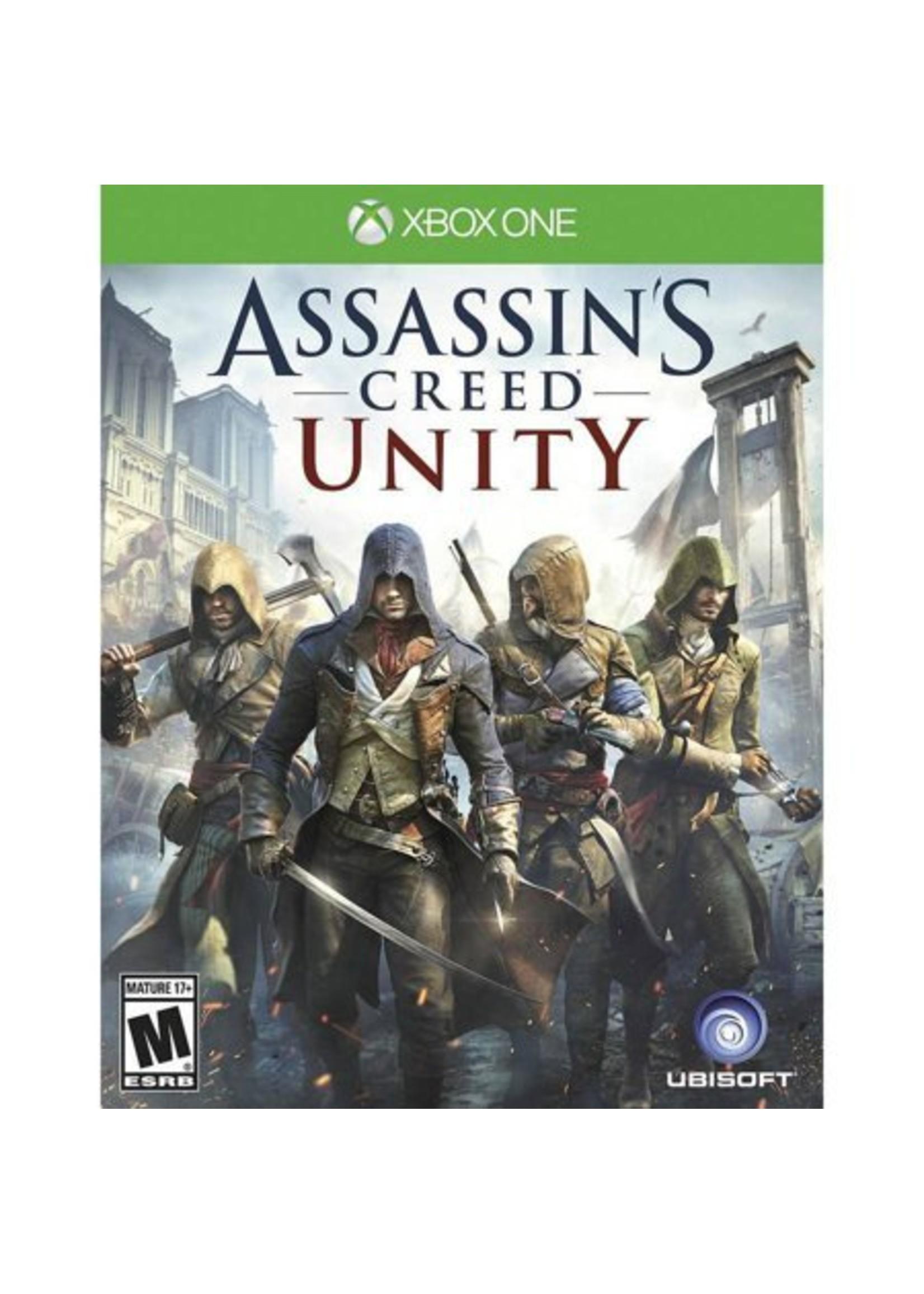 Assassin's Creed Unity - XBOne PrePlayed