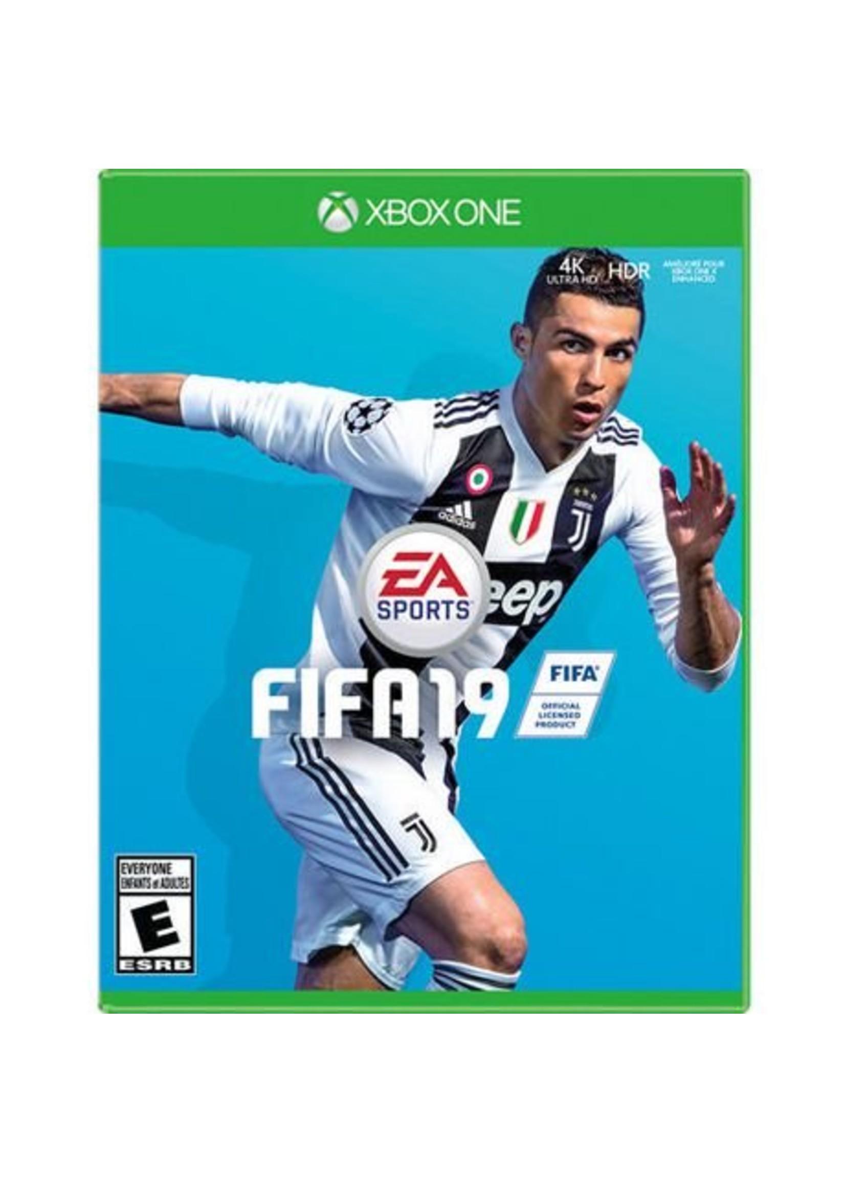 FIFA 19 - XBOne PrePlayed