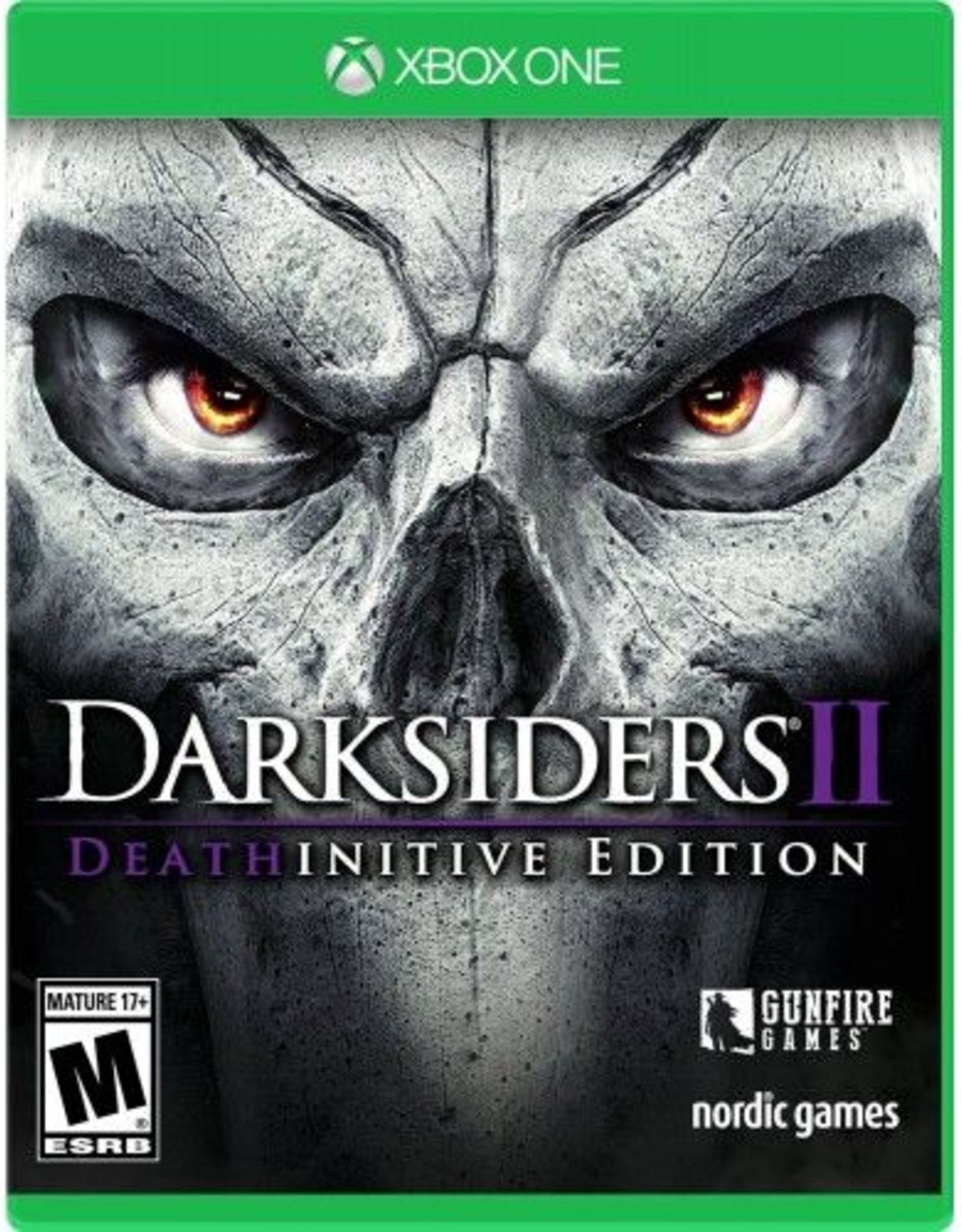 Darksiders 2 Deathinitive Edition - XBOne PrePlayed