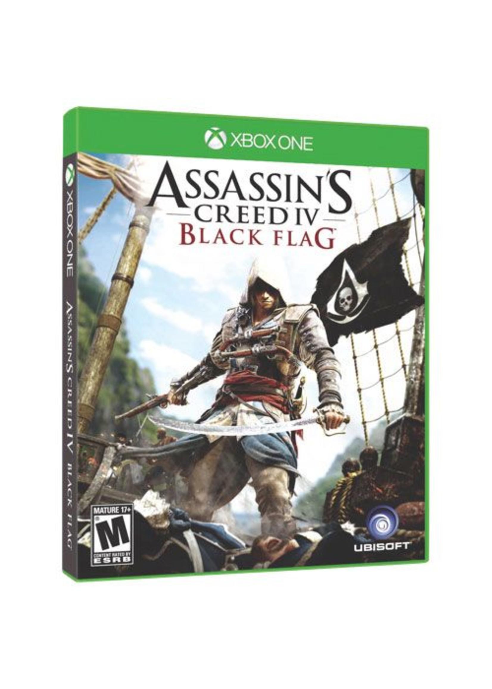Assassin's Creed 4 Black Flag - XBOne PrePlayed