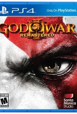 God of War 3 Remastered - PS4 PrePlayed